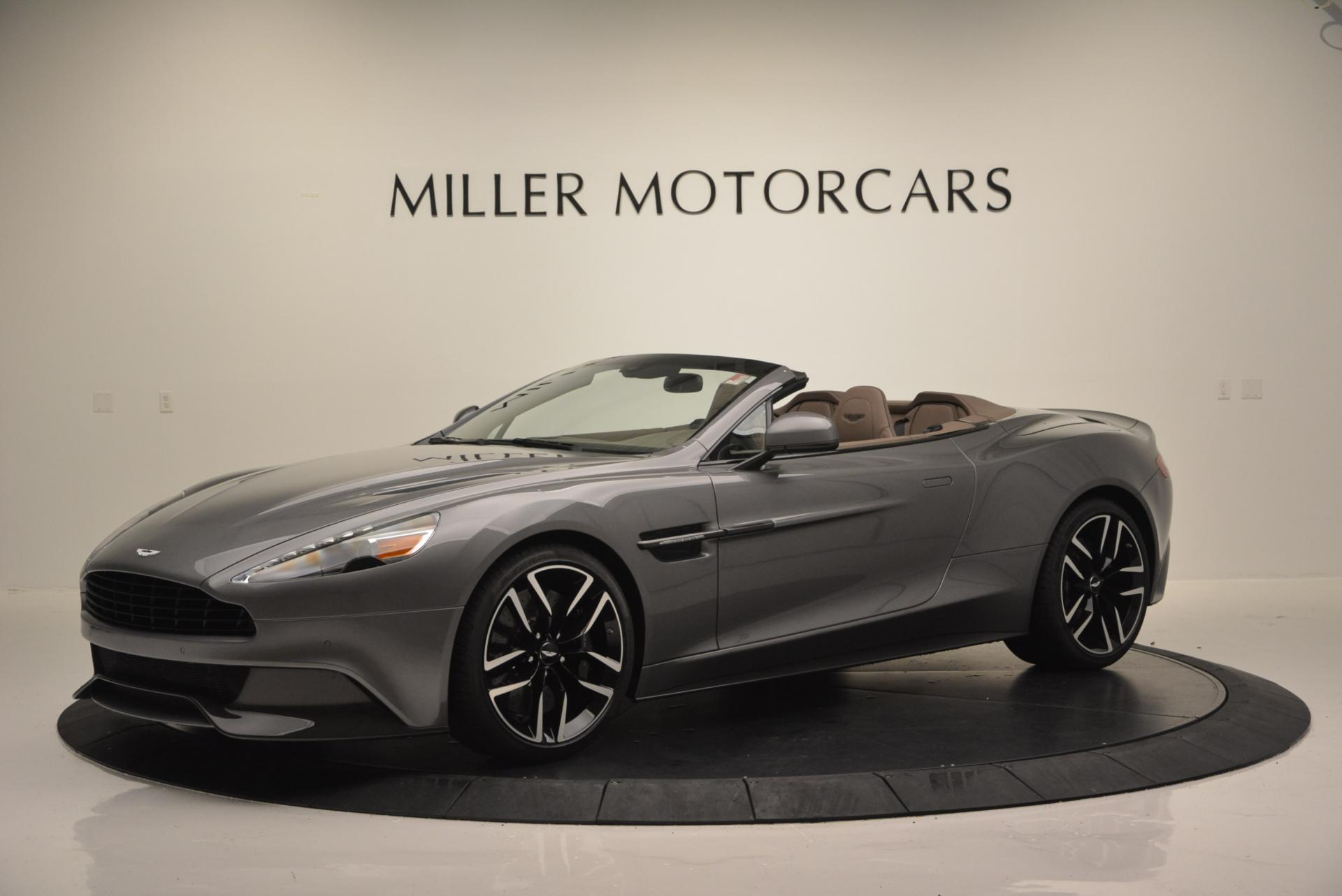 New 2016 Aston Martin Vanquish Volante For Sale In Westport, CT 522_p2