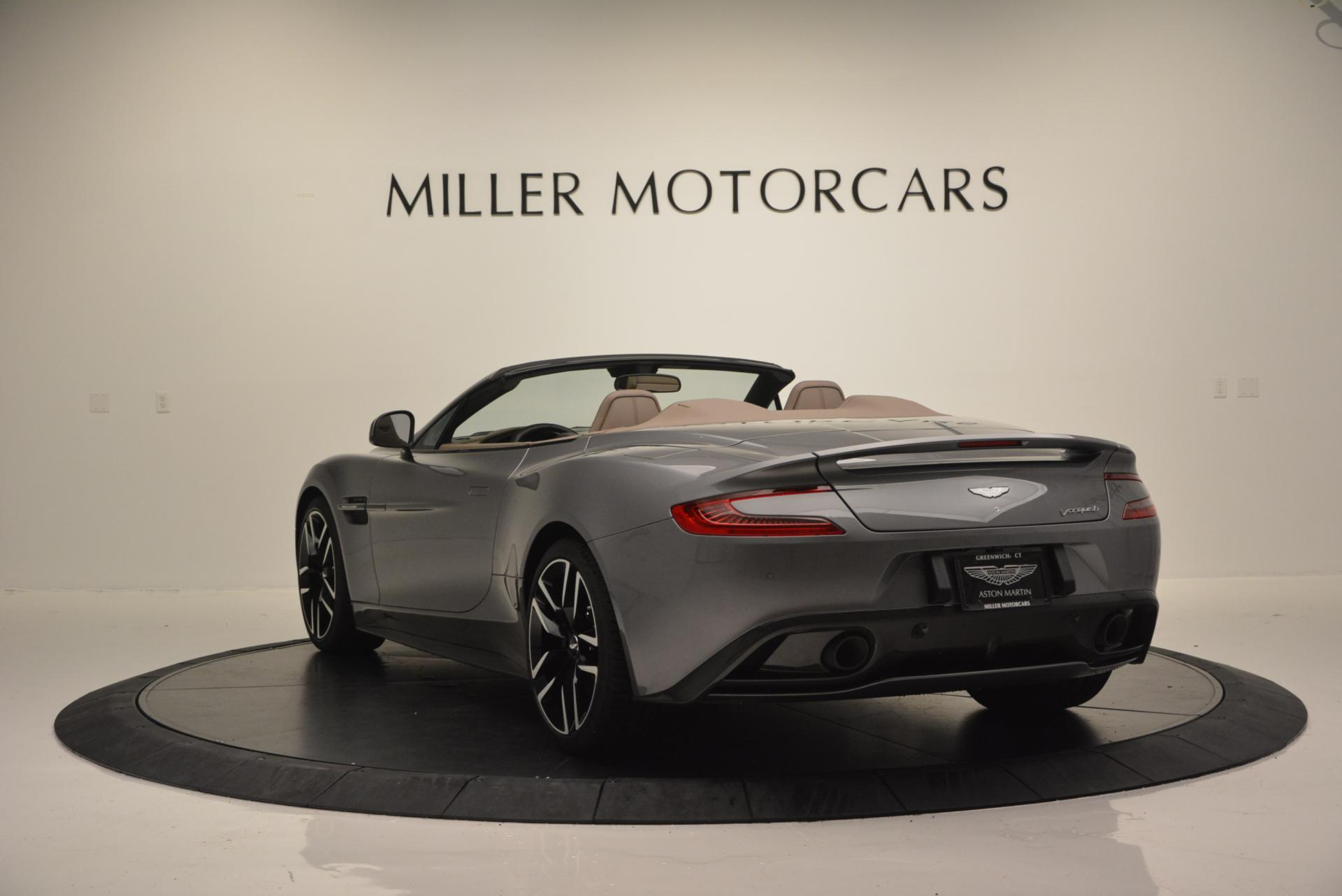 New 2016 Aston Martin Vanquish Volante For Sale In Westport, CT 522_p5