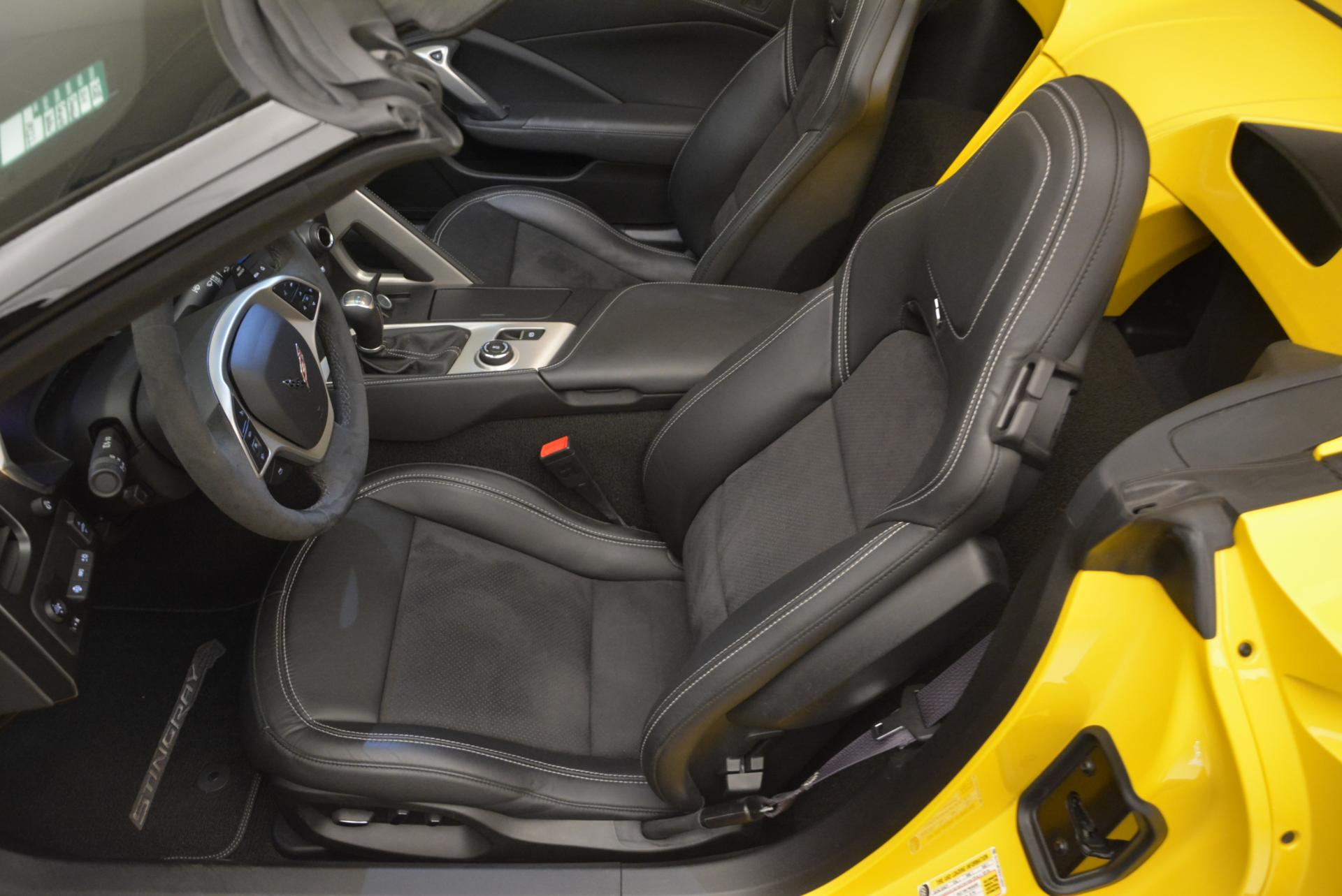 Used 2014 Chevrolet Corvette Stingray Z51 For Sale In Westport, CT 523_p14