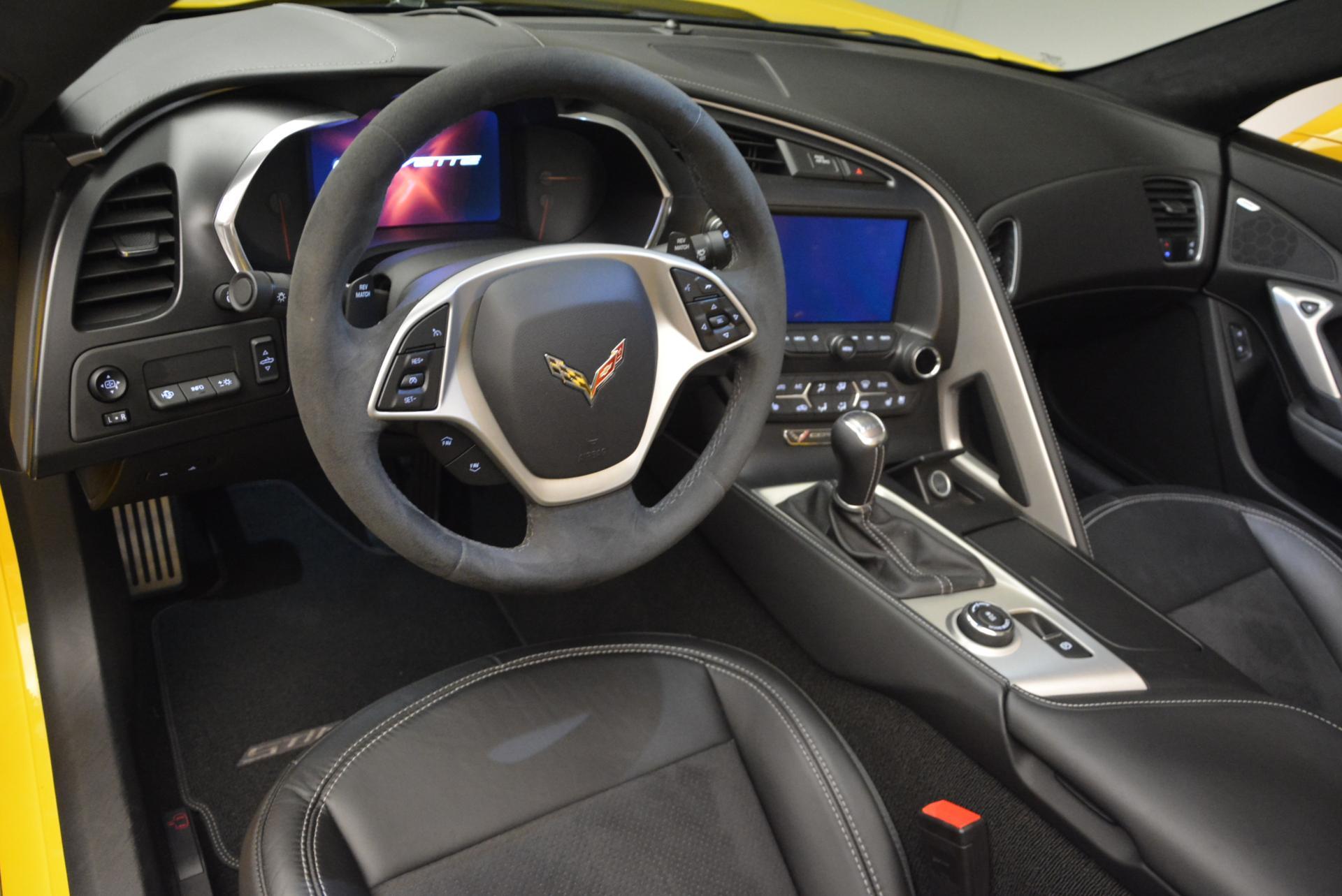Used 2014 Chevrolet Corvette Stingray Z51 For Sale In Westport, CT 523_p15
