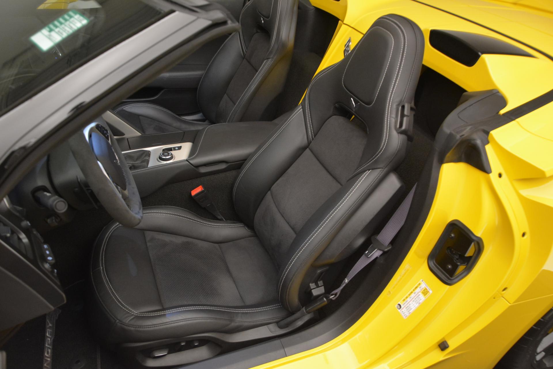 Used 2014 Chevrolet Corvette Stingray Z51 For Sale In Westport, CT 523_p16