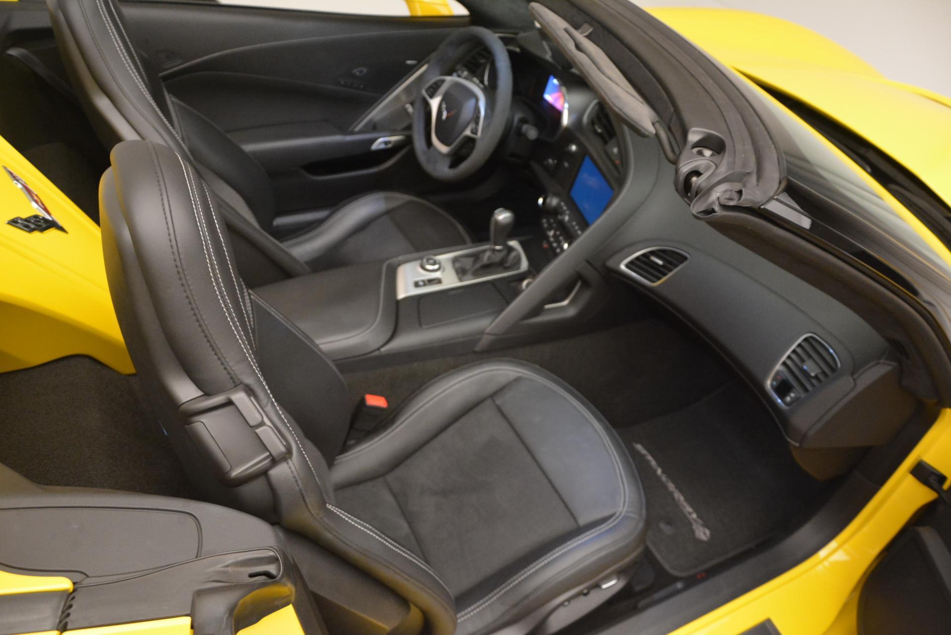 Used 2014 Chevrolet Corvette Stingray Z51 For Sale In Westport, CT 523_p18
