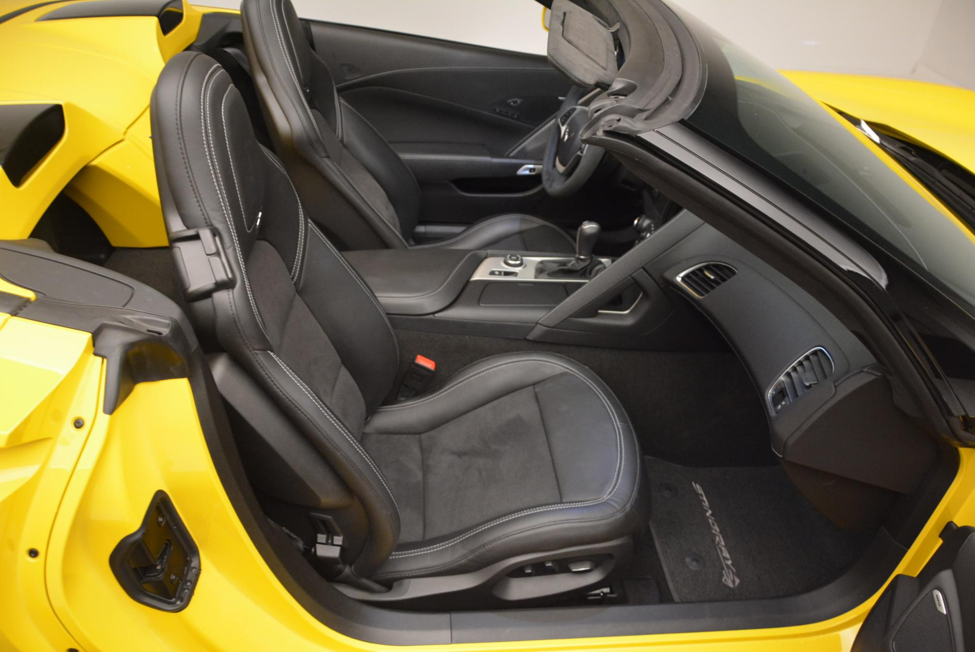 Used 2014 Chevrolet Corvette Stingray Z51 For Sale In Westport, CT 523_p19