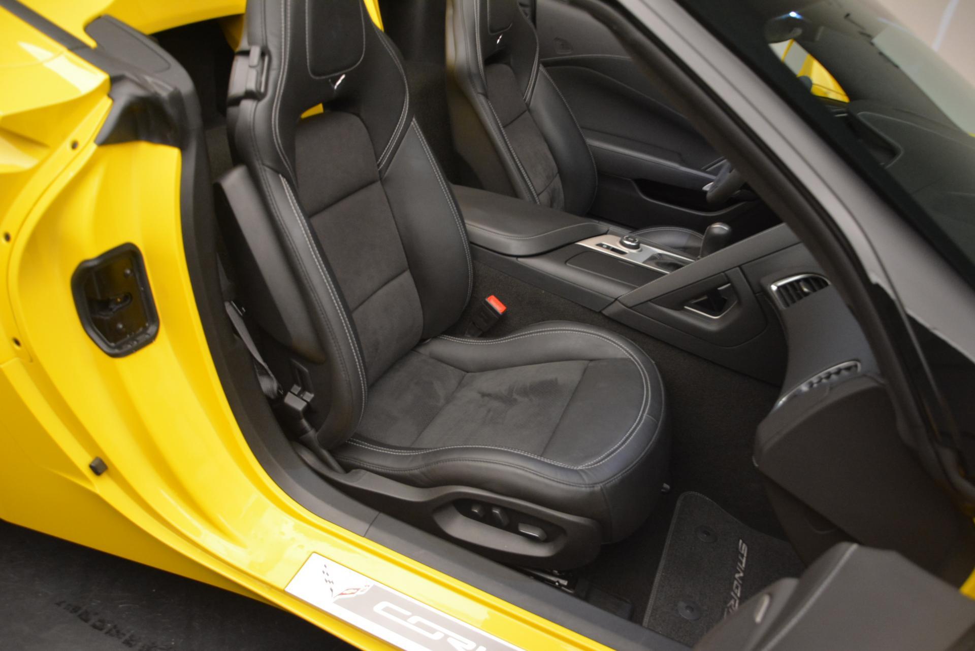 Used 2014 Chevrolet Corvette Stingray Z51 For Sale In Westport, CT 523_p20