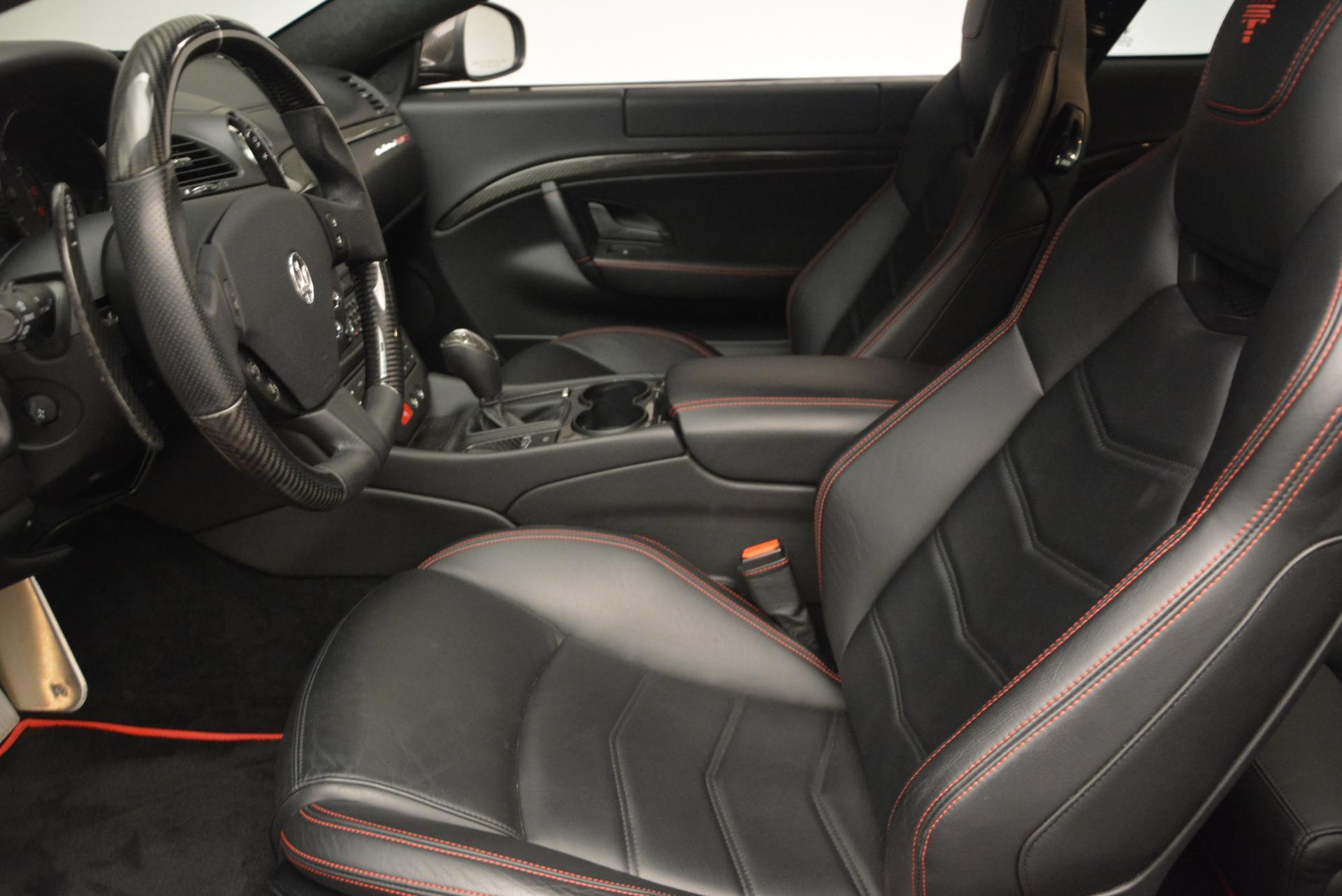 Used 2014 Maserati GranTurismo MC For Sale In Westport, CT 525_p17