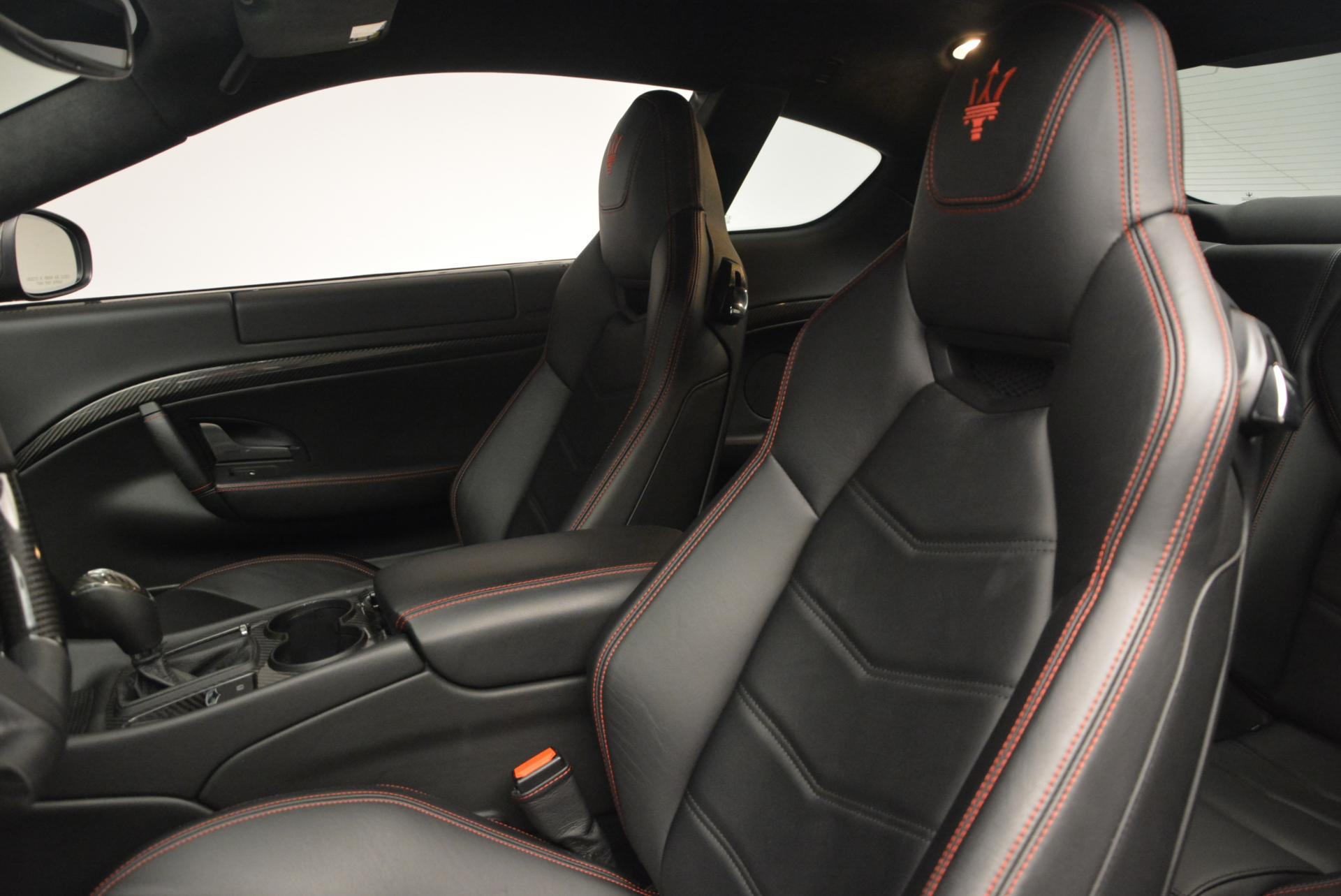 Used 2014 Maserati GranTurismo MC For Sale In Westport, CT 525_p18