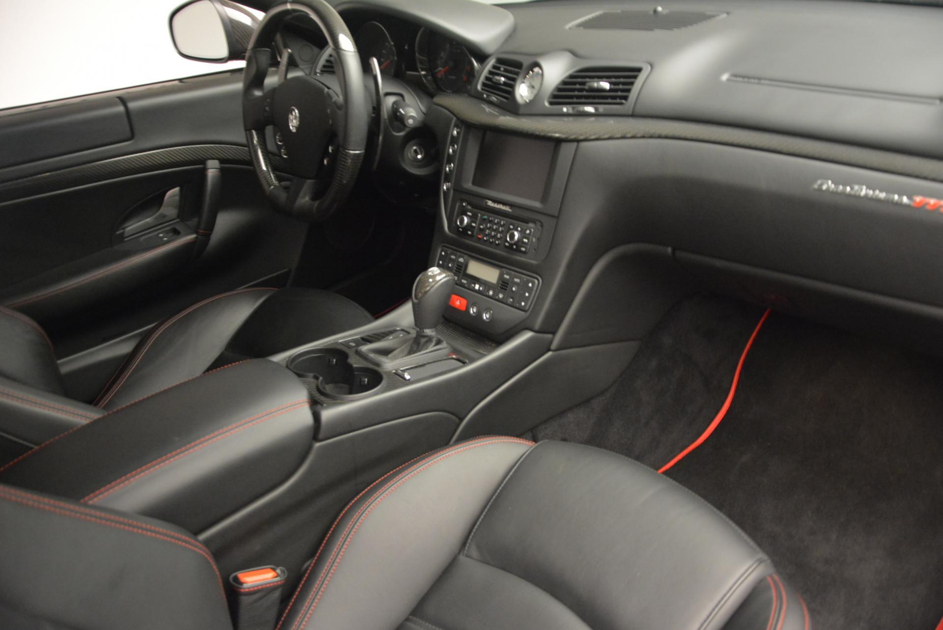 Used 2014 Maserati GranTurismo MC For Sale In Westport, CT 525_p20