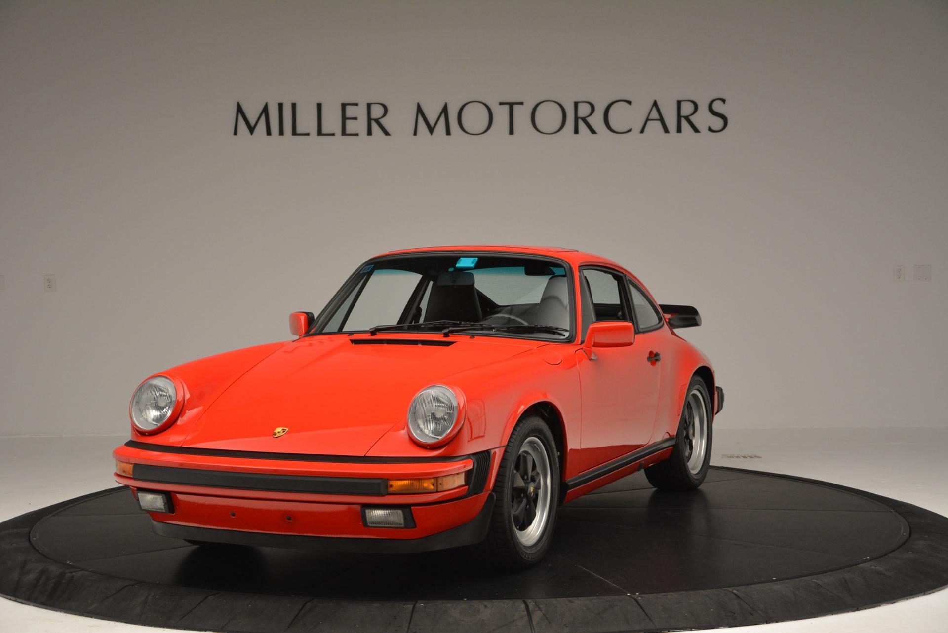 Used 1988 Porsche 911 Carrera For Sale In Westport, CT 527_main