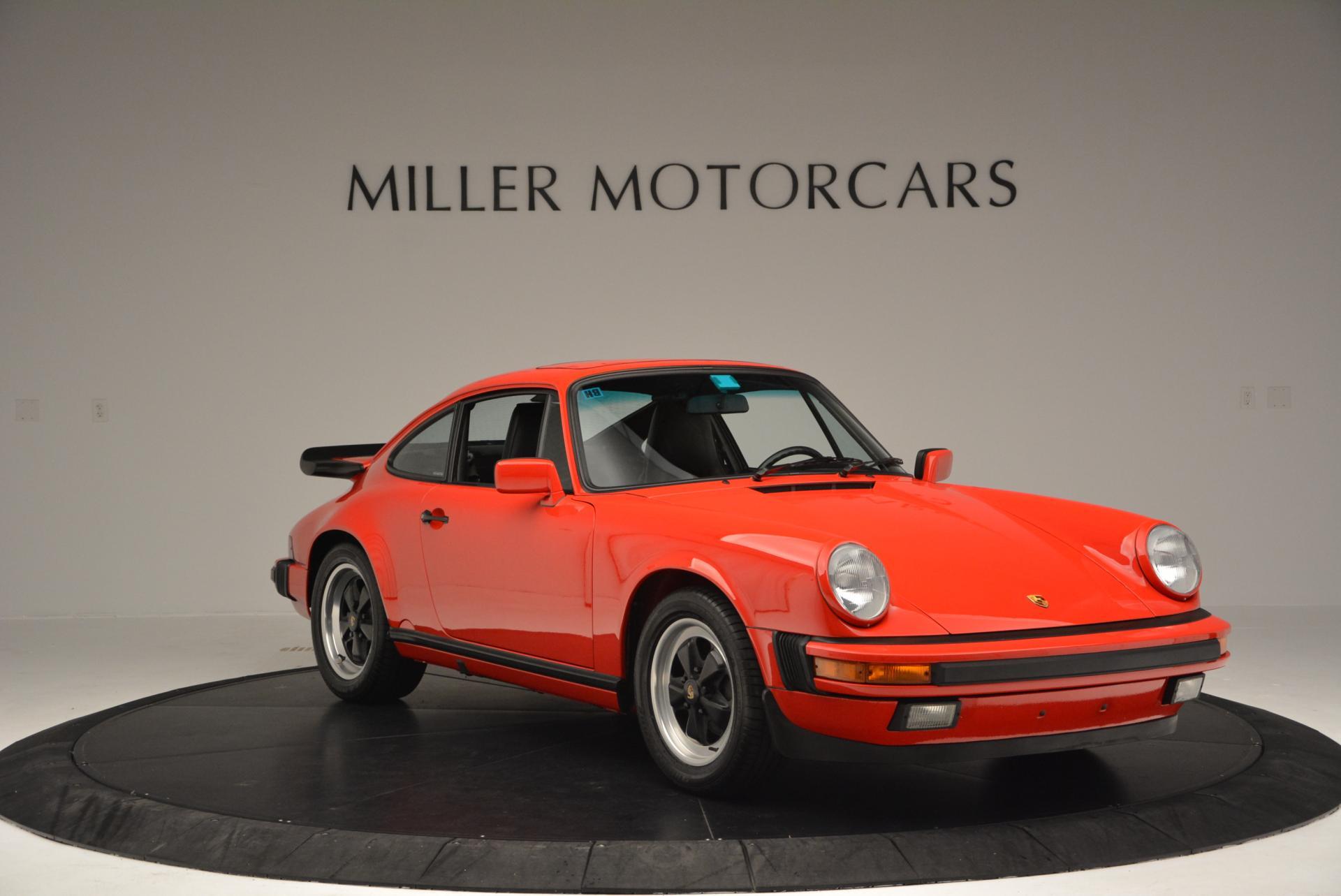 Used 1988 Porsche 911 Carrera For Sale In Westport, CT 527_p11