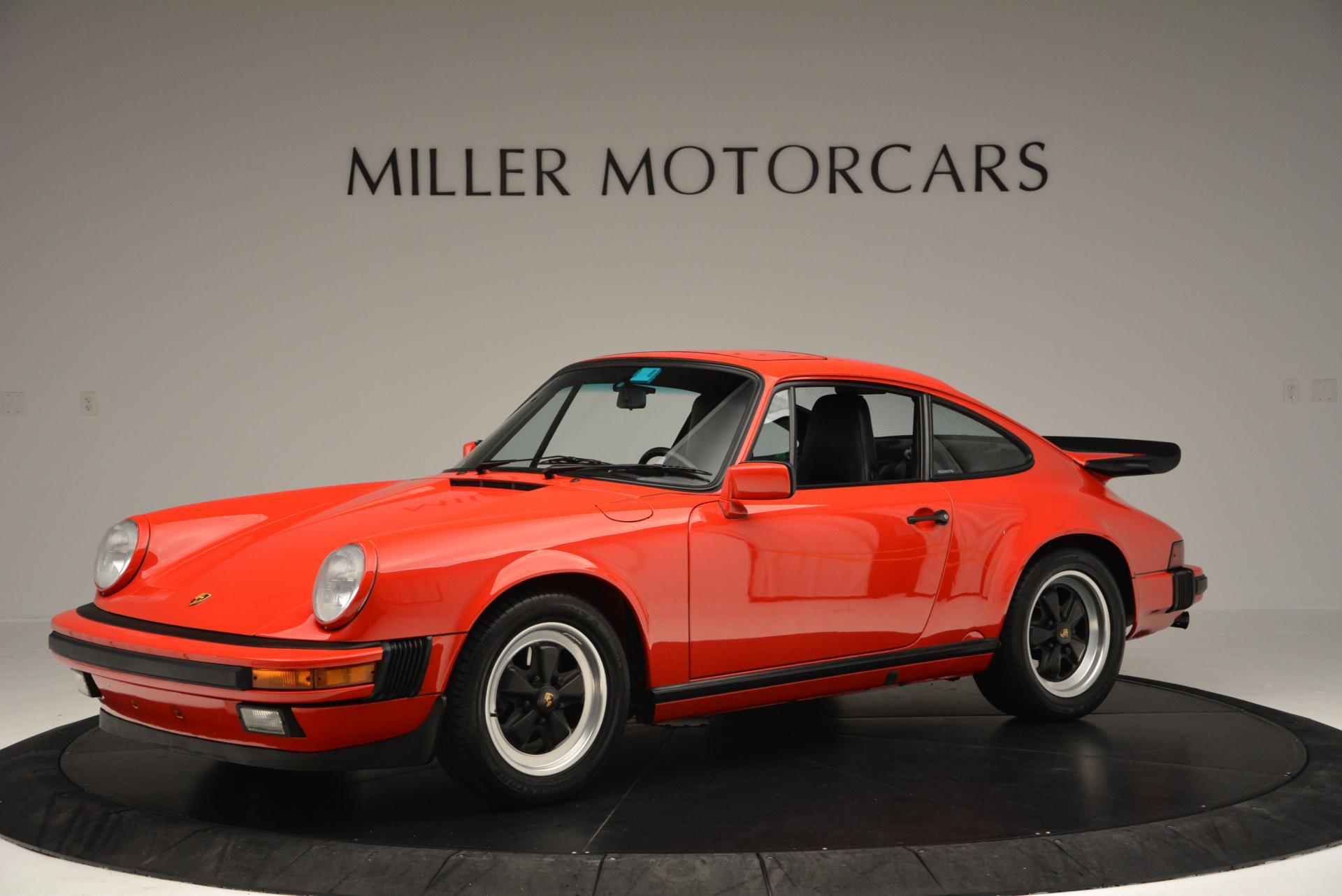 Used 1988 Porsche 911 Carrera For Sale In Westport, CT 527_p2