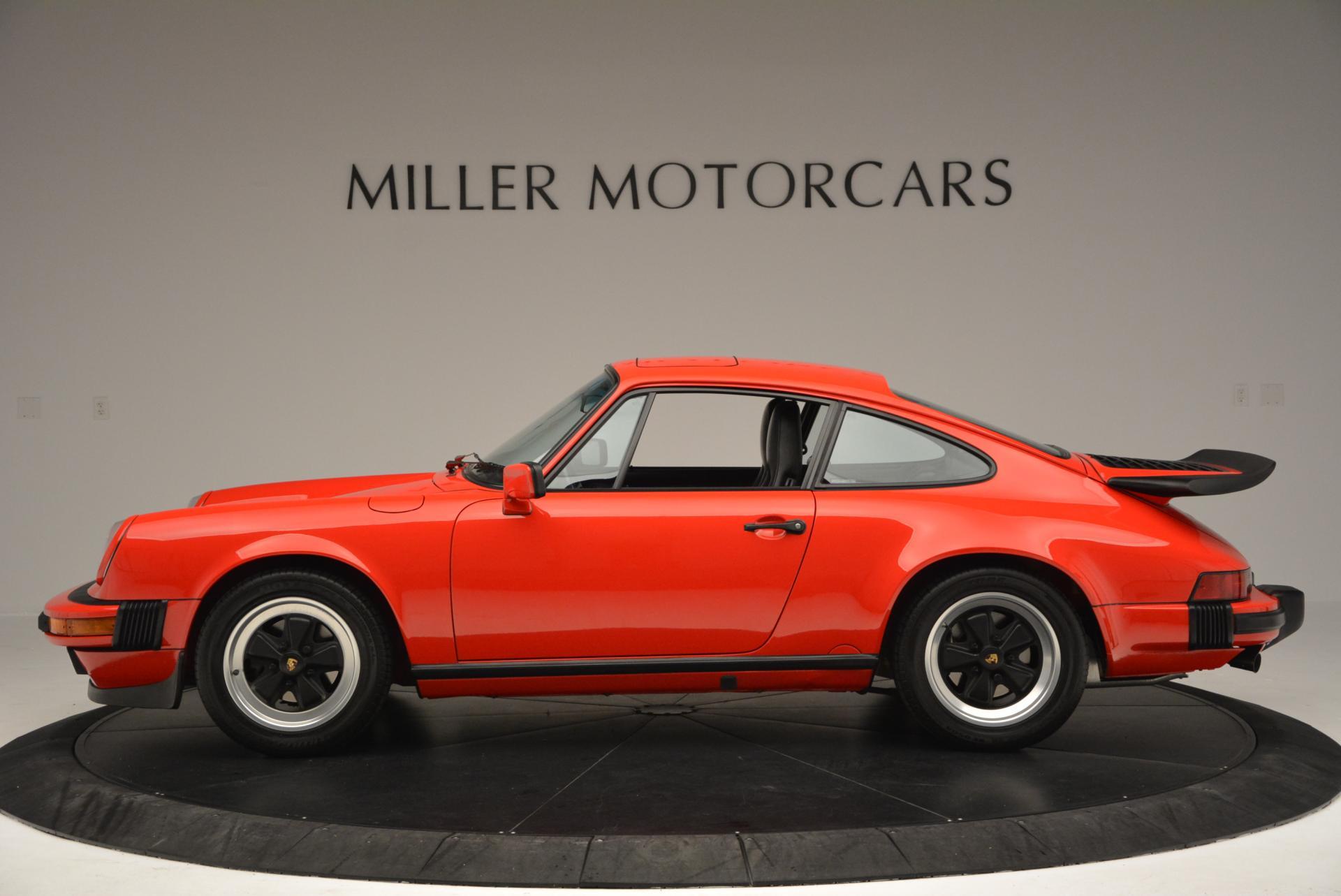 Used 1988 Porsche 911 Carrera For Sale In Westport, CT 527_p3