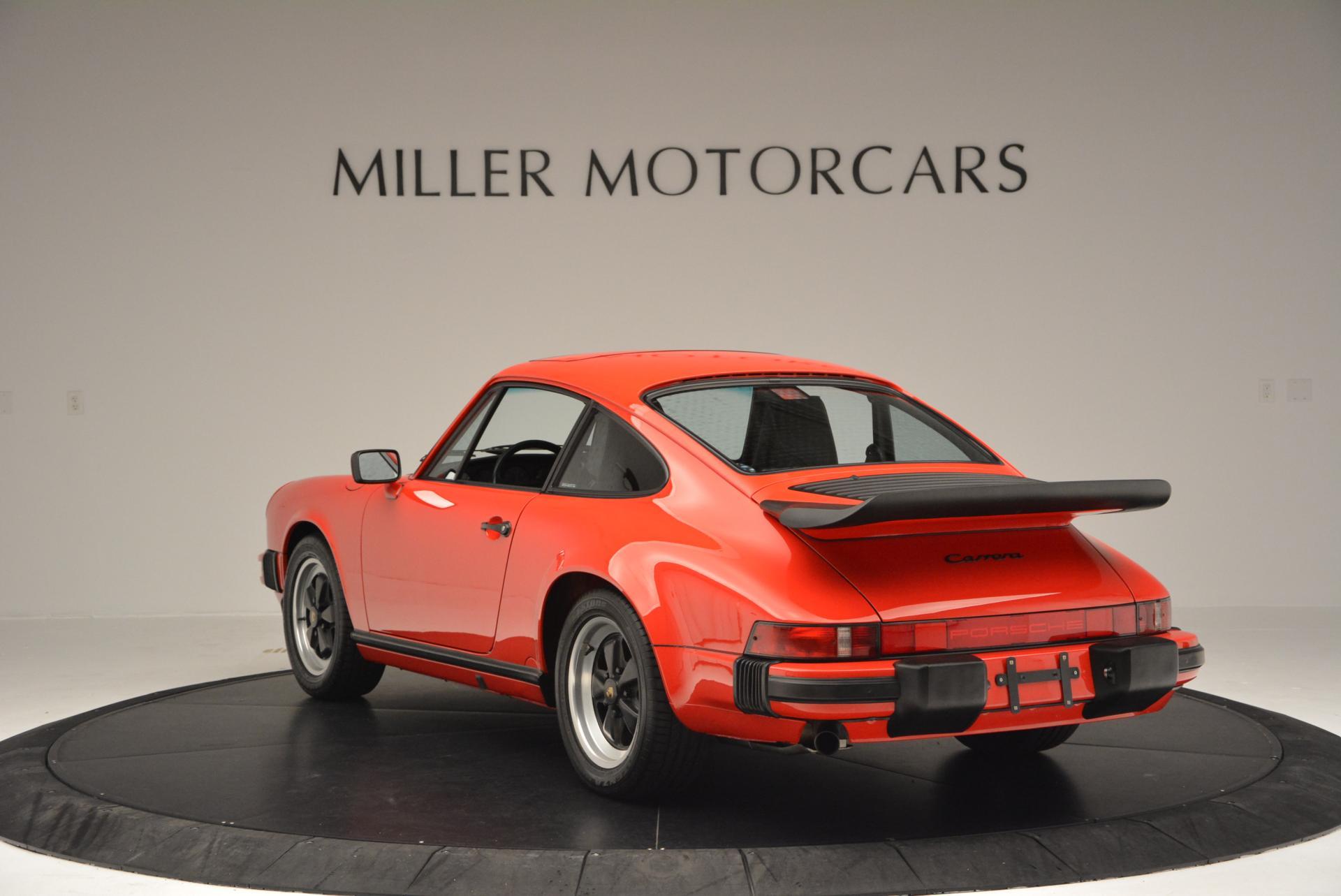 Used 1988 Porsche 911 Carrera For Sale In Westport, CT 527_p5