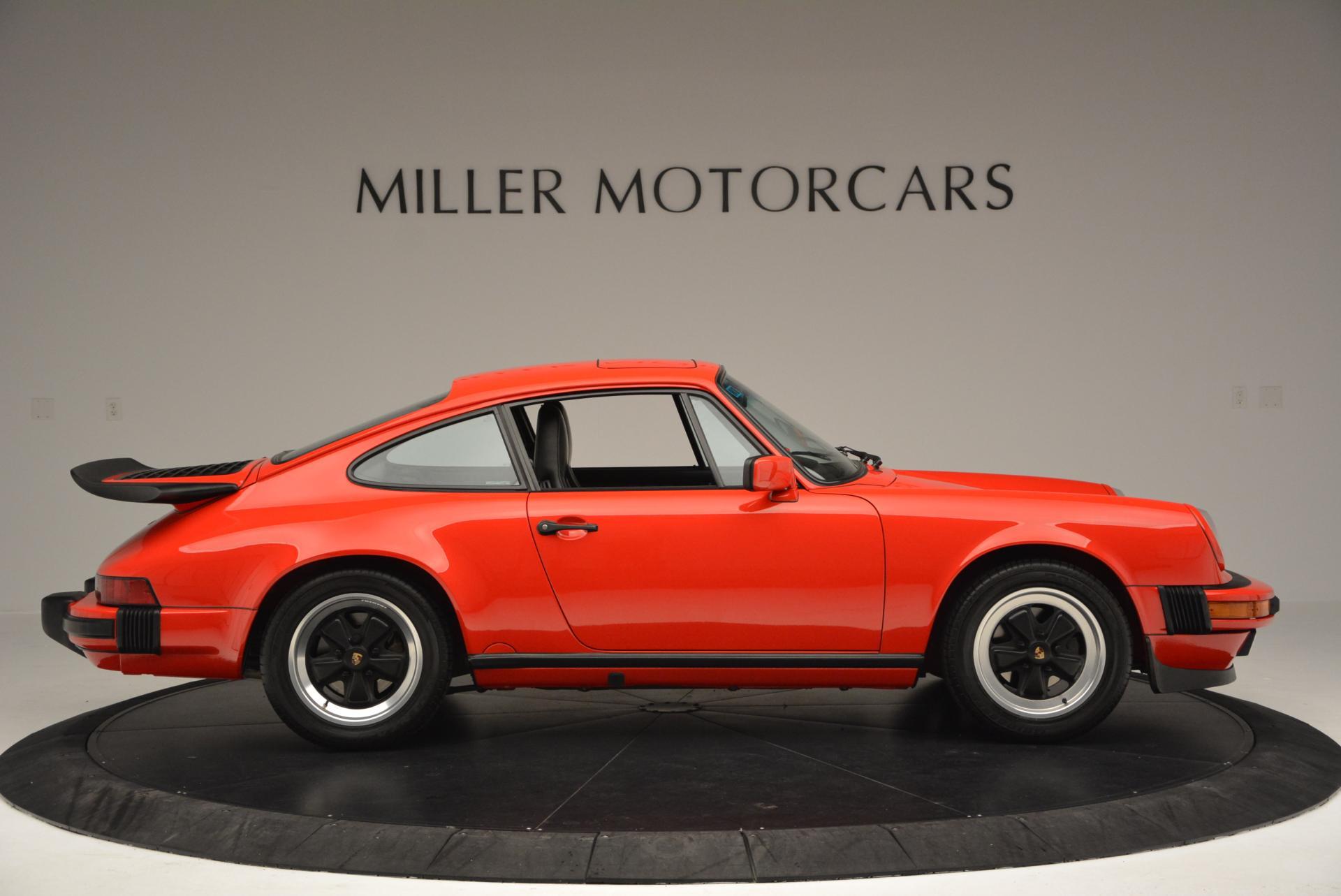 Used 1988 Porsche 911 Carrera For Sale In Westport, CT 527_p9