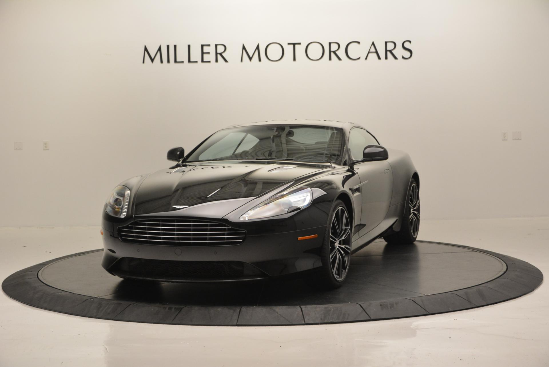 Used 2015 Aston Martin DB9 Carbon Edition For Sale In Westport, CT
