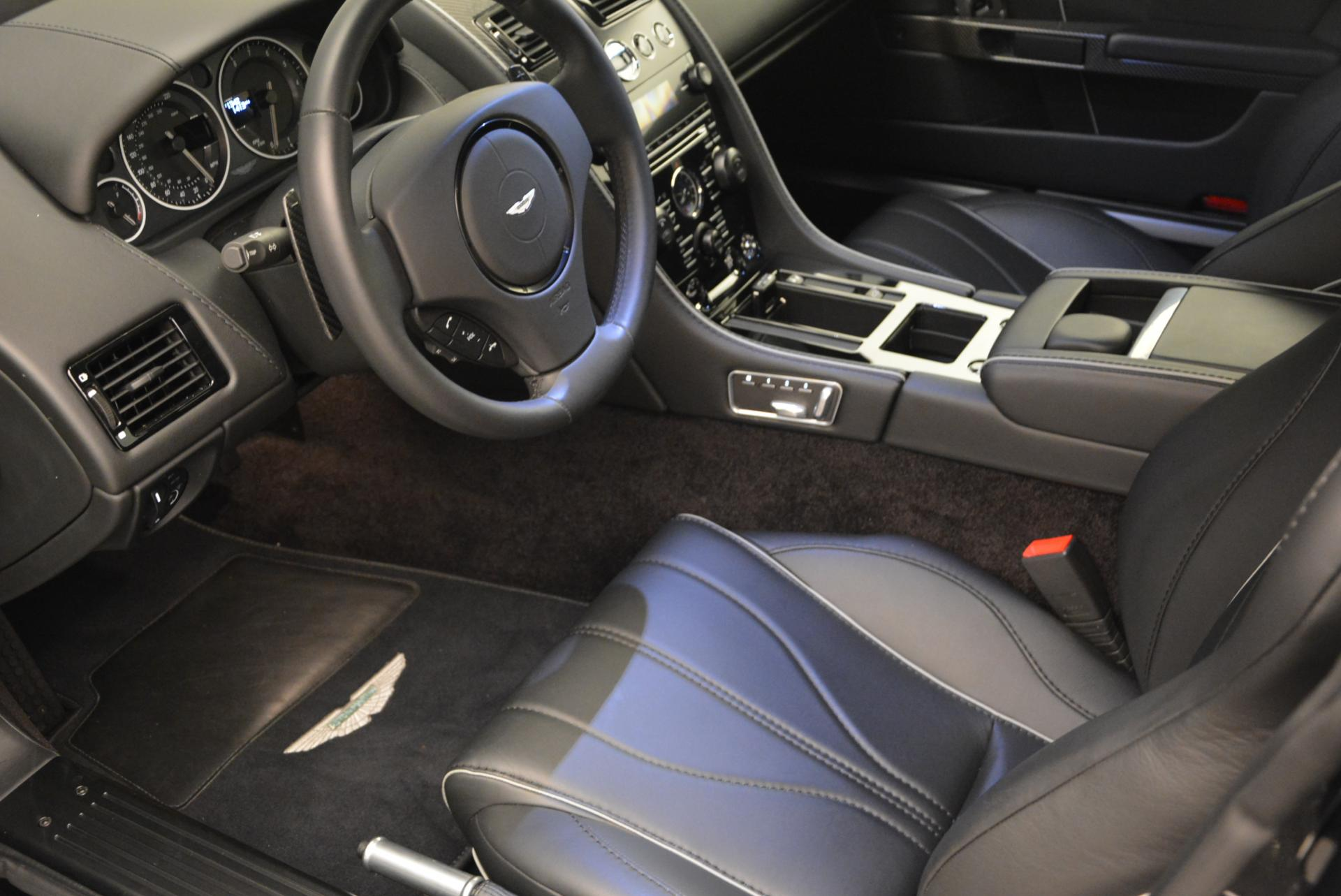 Used 2015 Aston Martin DB9 Carbon Edition For Sale In Westport, CT 528_p13