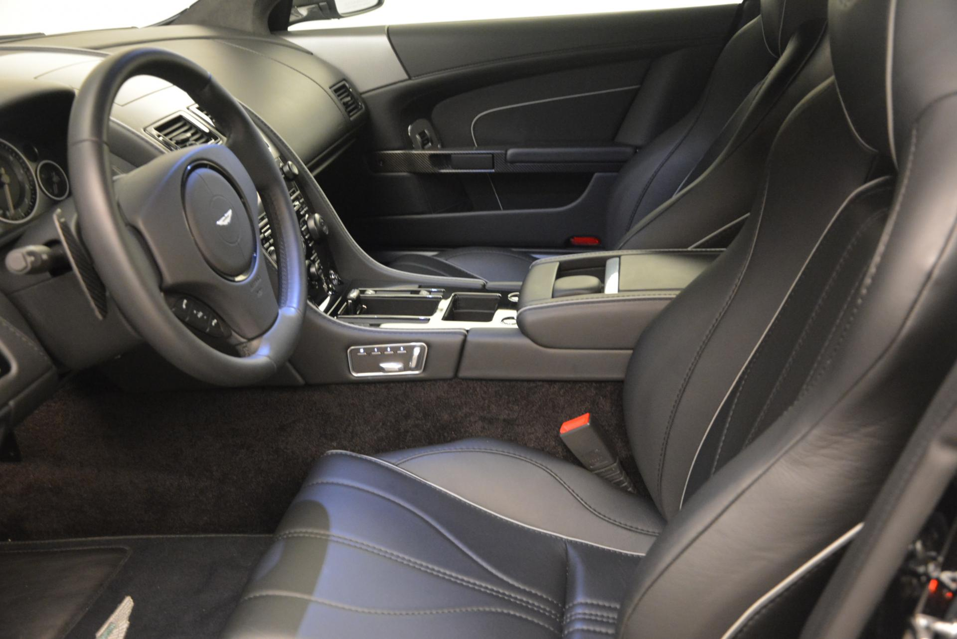 Used 2015 Aston Martin DB9 Carbon Edition For Sale In Westport, CT 528_p14