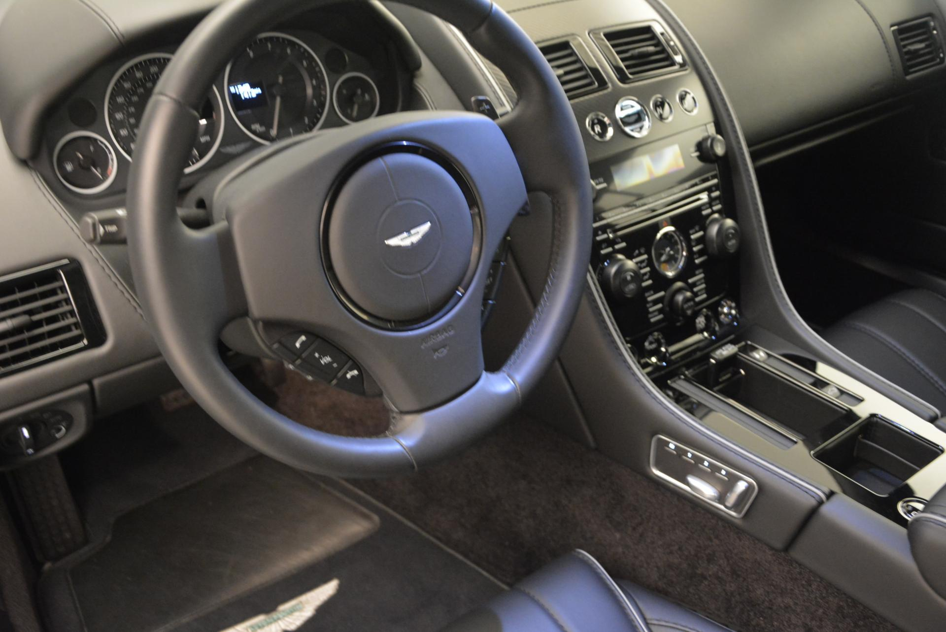 Used 2015 Aston Martin DB9 Carbon Edition For Sale In Westport, CT 528_p15