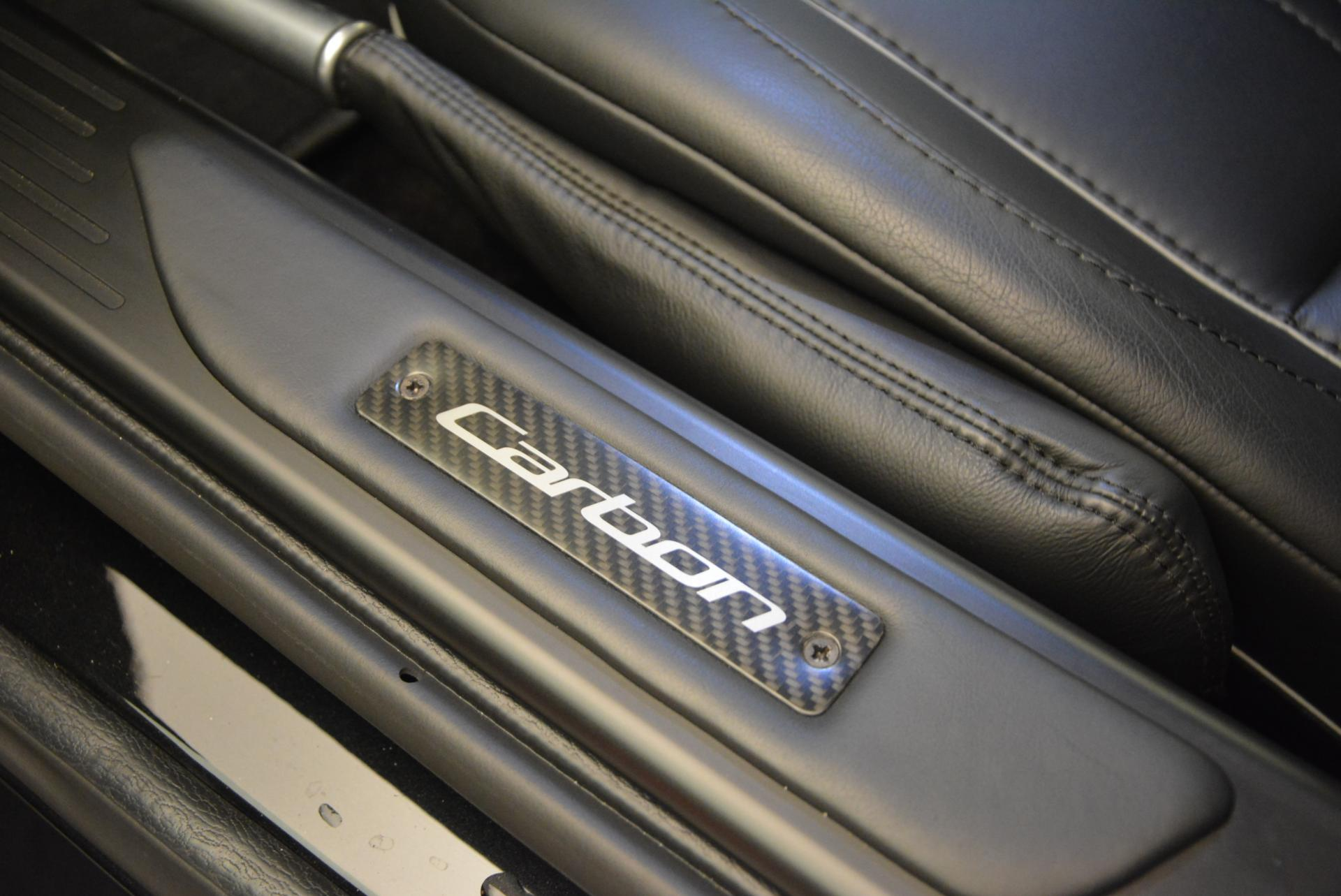 Used 2015 Aston Martin DB9 Carbon Edition For Sale In Westport, CT 528_p20