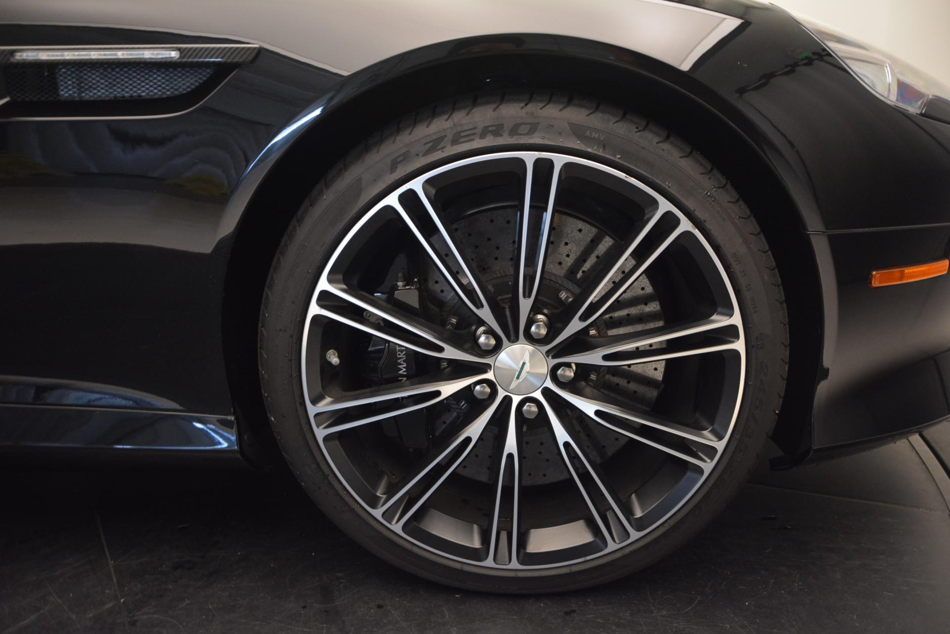 Used 2015 Aston Martin DB9 Carbon Edition For Sale In Westport, CT 528_p27