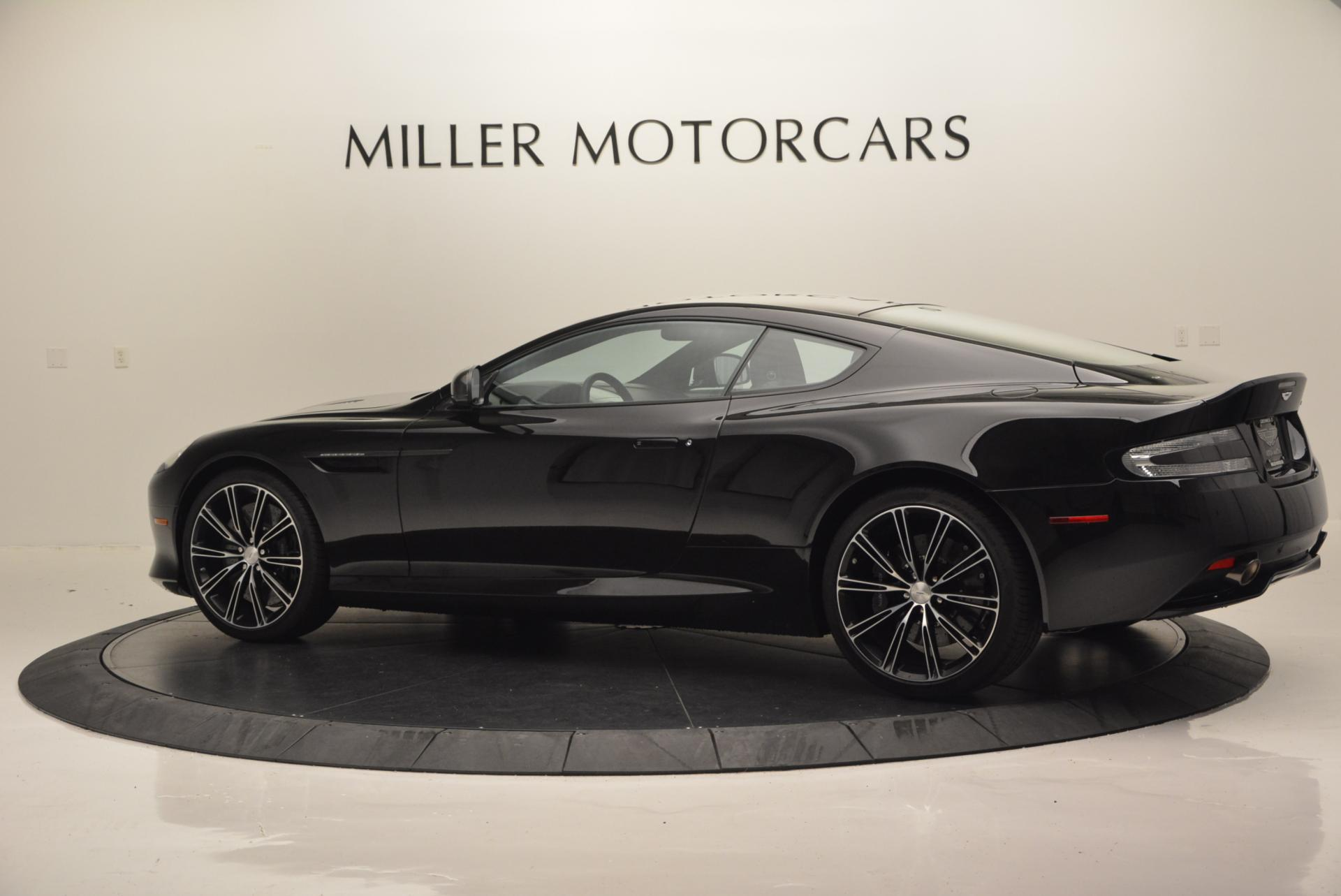 Used 2015 Aston Martin DB9 Carbon Edition For Sale In Westport, CT 528_p4