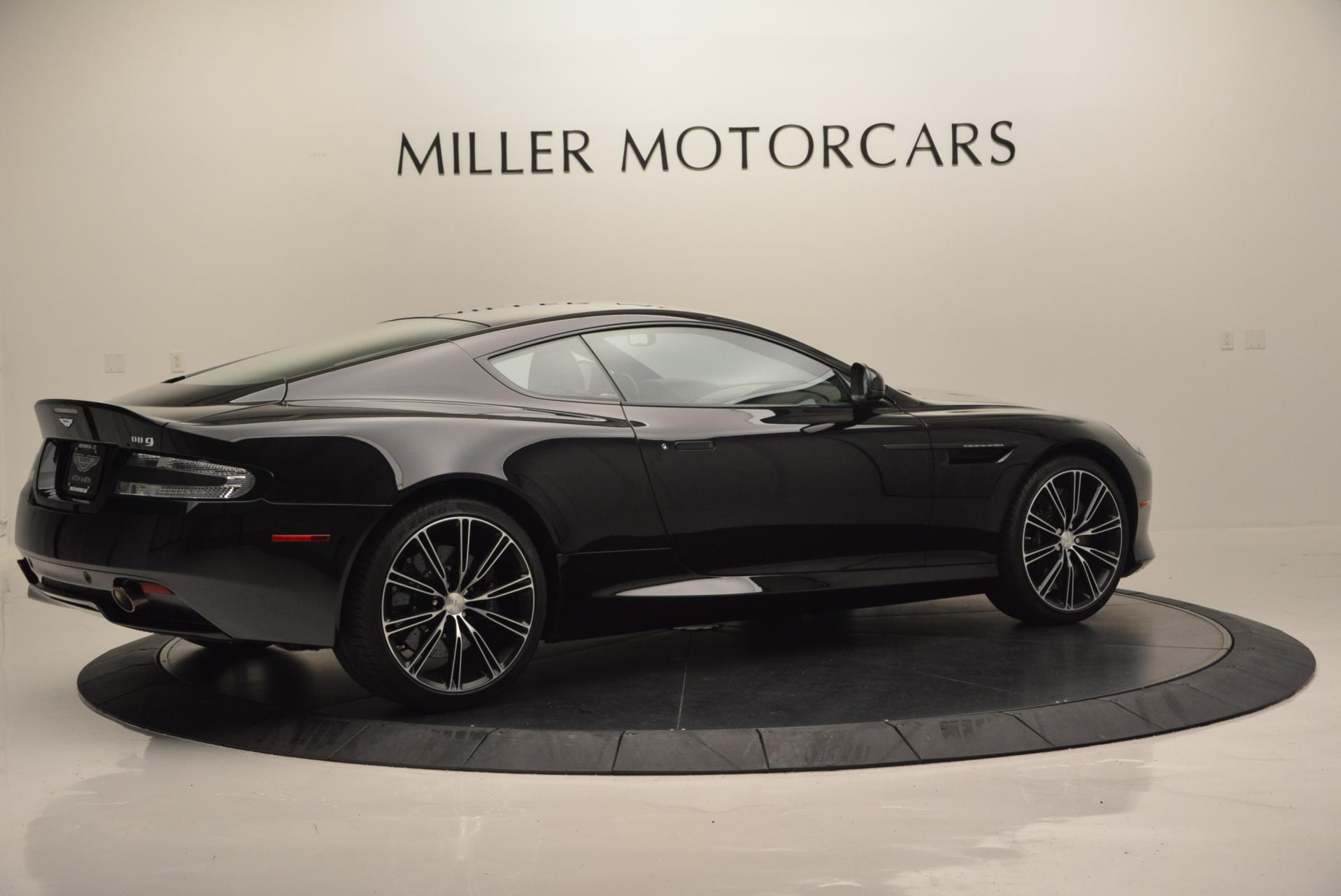 Used 2015 Aston Martin DB9 Carbon Edition For Sale In Westport, CT 528_p8