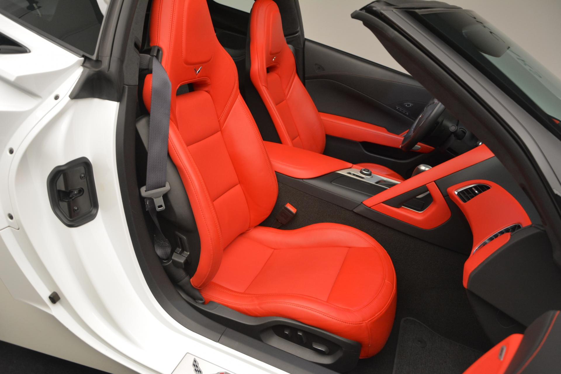 Used 2014 Chevrolet Corvette Stingray Z51 For Sale In Westport, CT 529_p22