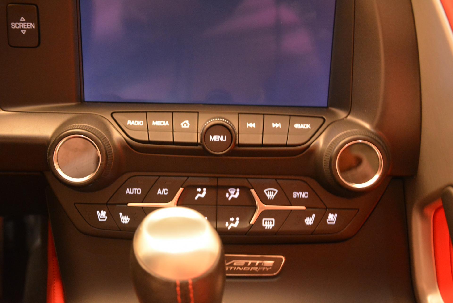 Used 2014 Chevrolet Corvette Stingray Z51 For Sale In Westport, CT 529_p23