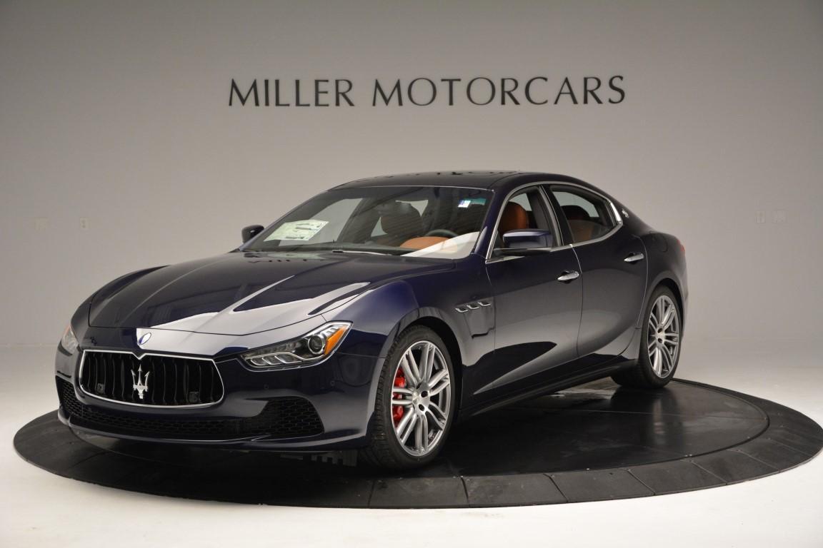 New 2016 Maserati Ghibli S Q4 For Sale In Westport, CT 53_main