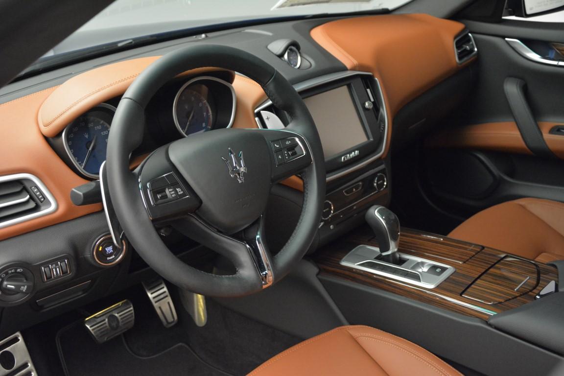New 2016 Maserati Ghibli S Q4 For Sale In Westport, CT 53_p13
