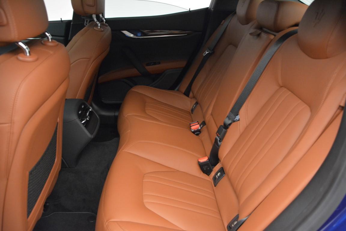 New 2016 Maserati Ghibli S Q4 For Sale In Westport, CT 53_p14