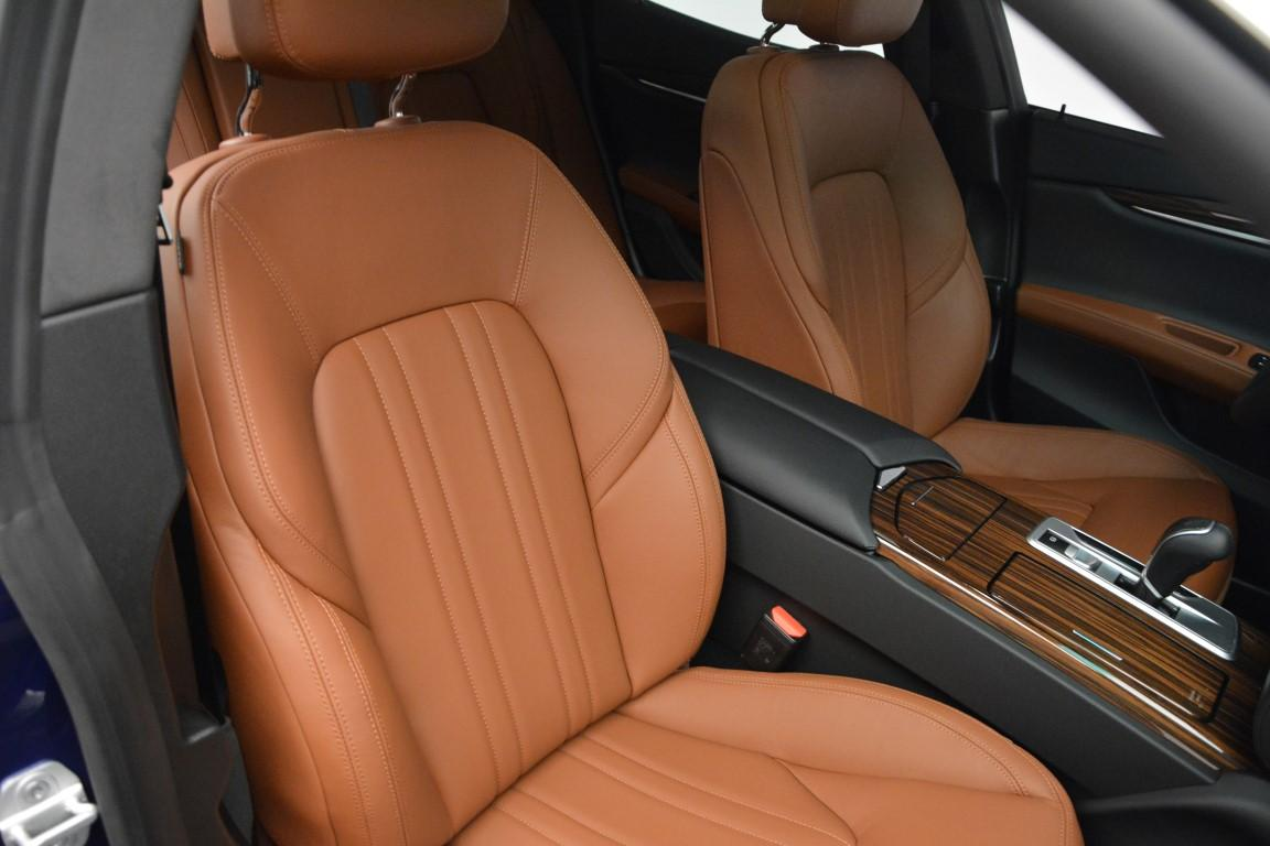 New 2016 Maserati Ghibli S Q4 For Sale In Westport, CT 53_p19