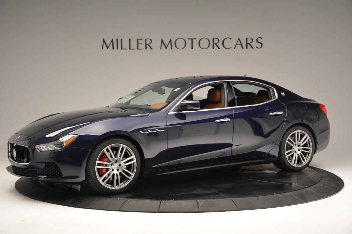 New 2016 Maserati Ghibli S Q4 For Sale In Westport, CT 53_p2