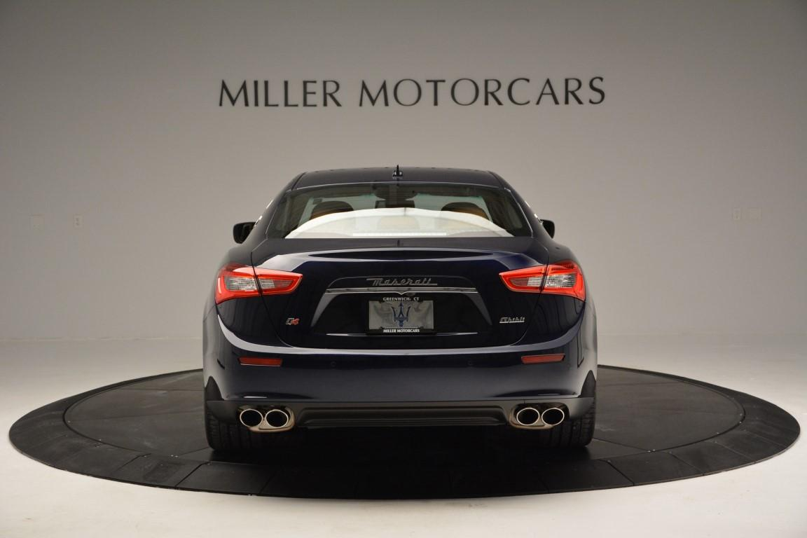 New 2016 Maserati Ghibli S Q4 For Sale In Westport, CT 53_p6