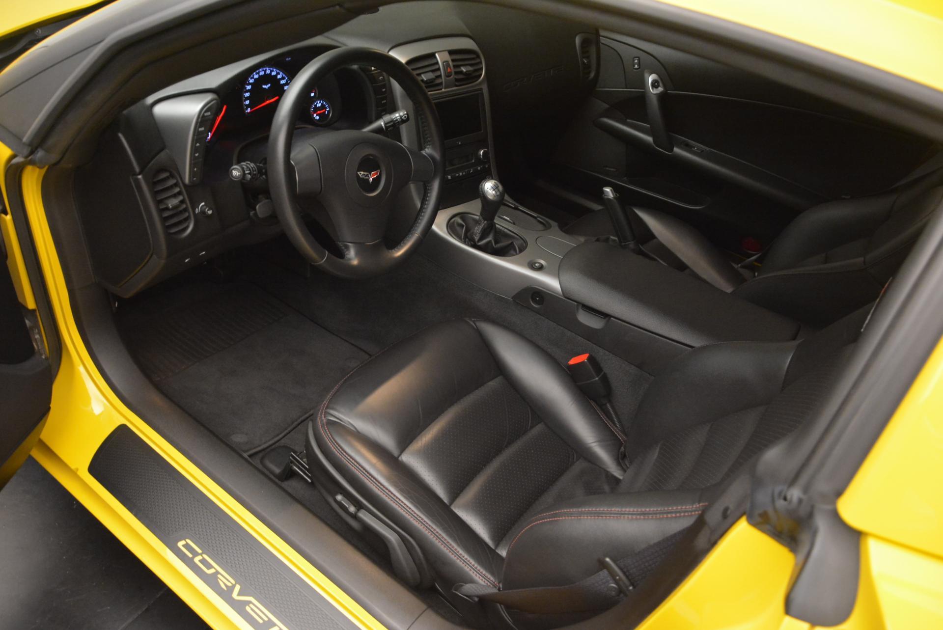 Used 2006 Chevrolet Corvette Z06 Hardtop For Sale In Westport, CT 530_p11