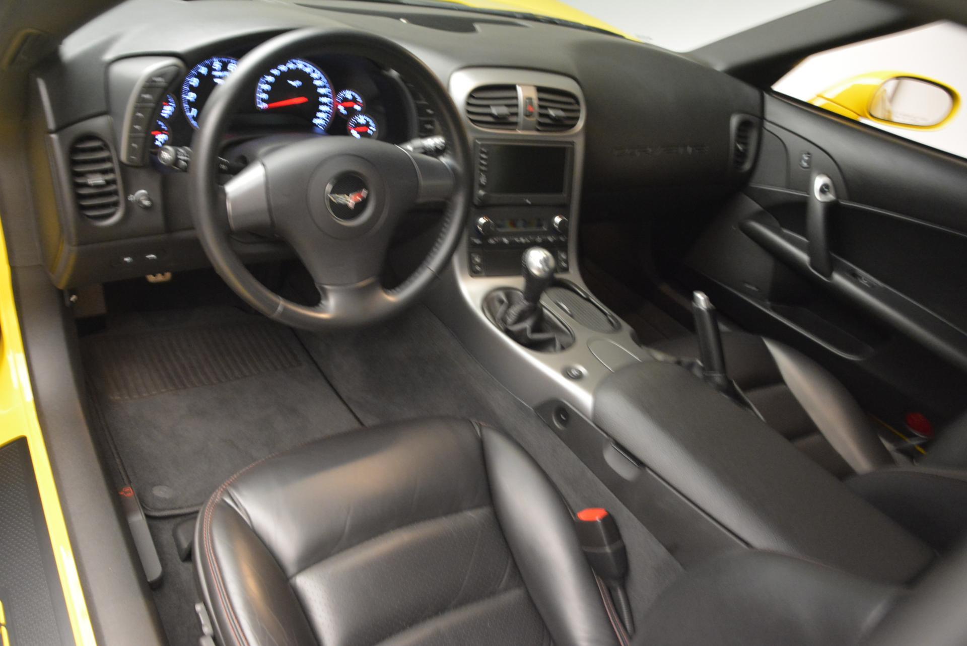 Used 2006 Chevrolet Corvette Z06 Hardtop For Sale In Westport, CT 530_p12