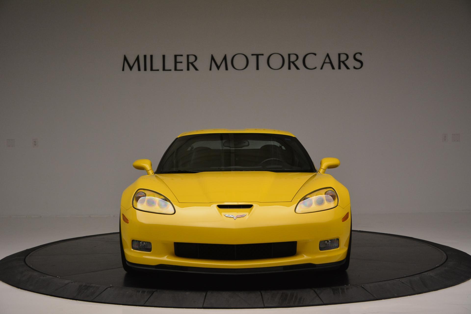 Used 2006 Chevrolet Corvette Z06 Hardtop For Sale In Westport, CT 530_p5
