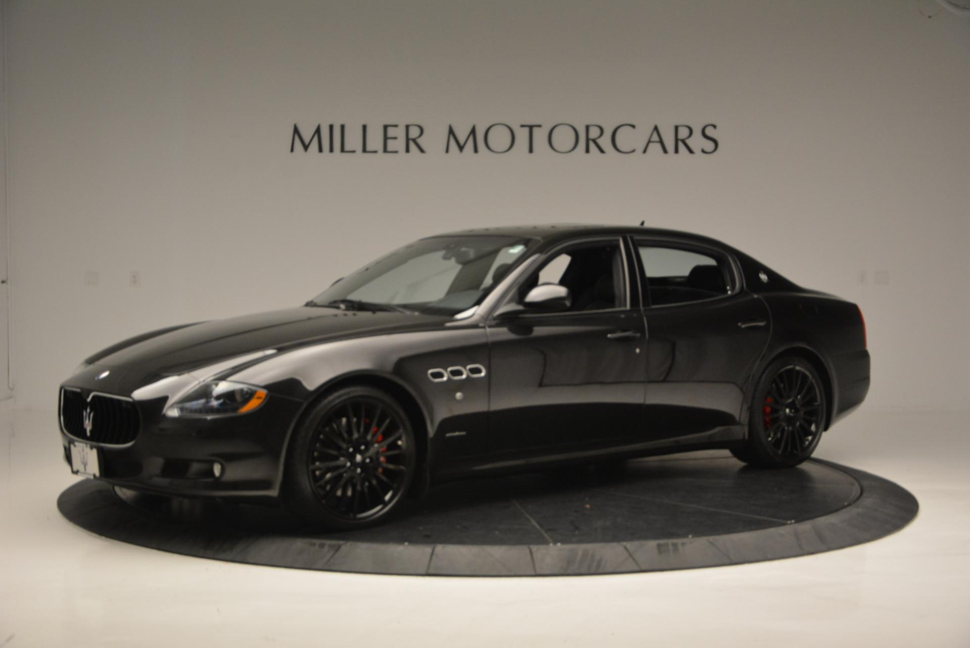 Used 2011 Maserati Quattroporte Sport GT S For Sale In Westport, CT 531_p2