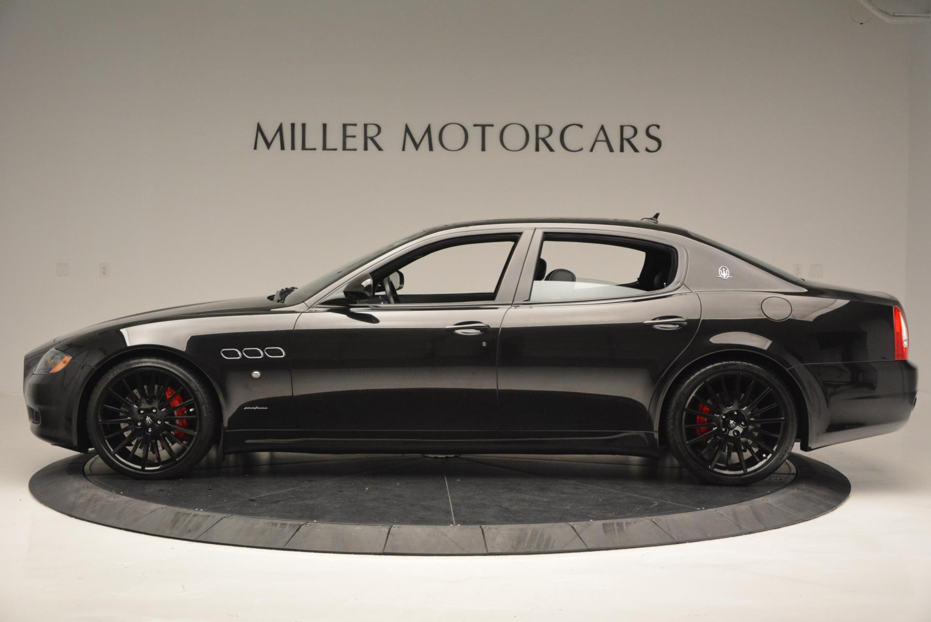 Used 2011 Maserati Quattroporte Sport GT S For Sale In Westport, CT 531_p3