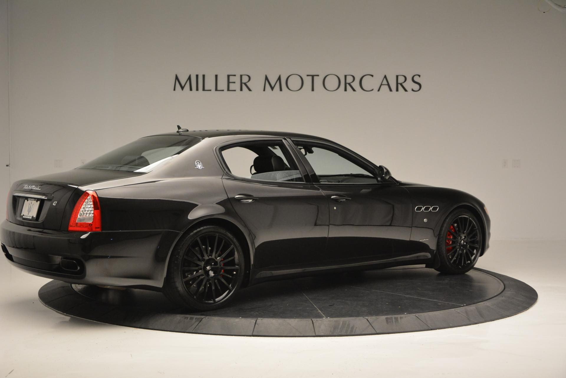 Used 2011 Maserati Quattroporte Sport GT S For Sale In Westport, CT 531_p8