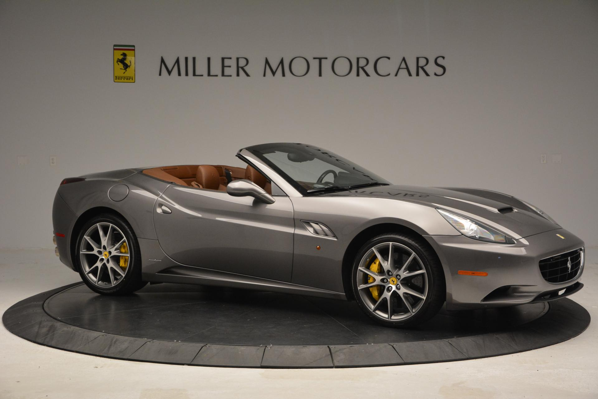 Used 2012 Ferrari California  For Sale In Westport, CT 536_p10