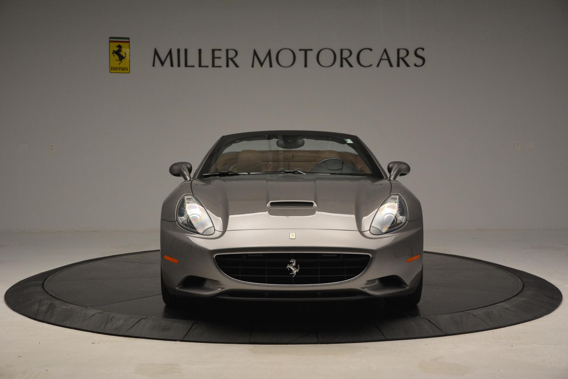 Used 2012 Ferrari California  For Sale In Westport, CT 536_p12