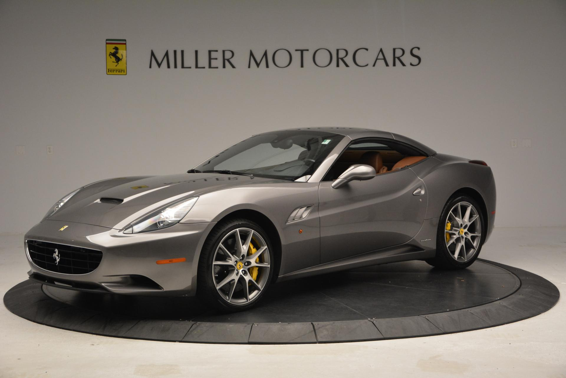 Used 2012 Ferrari California  For Sale In Westport, CT 536_p14
