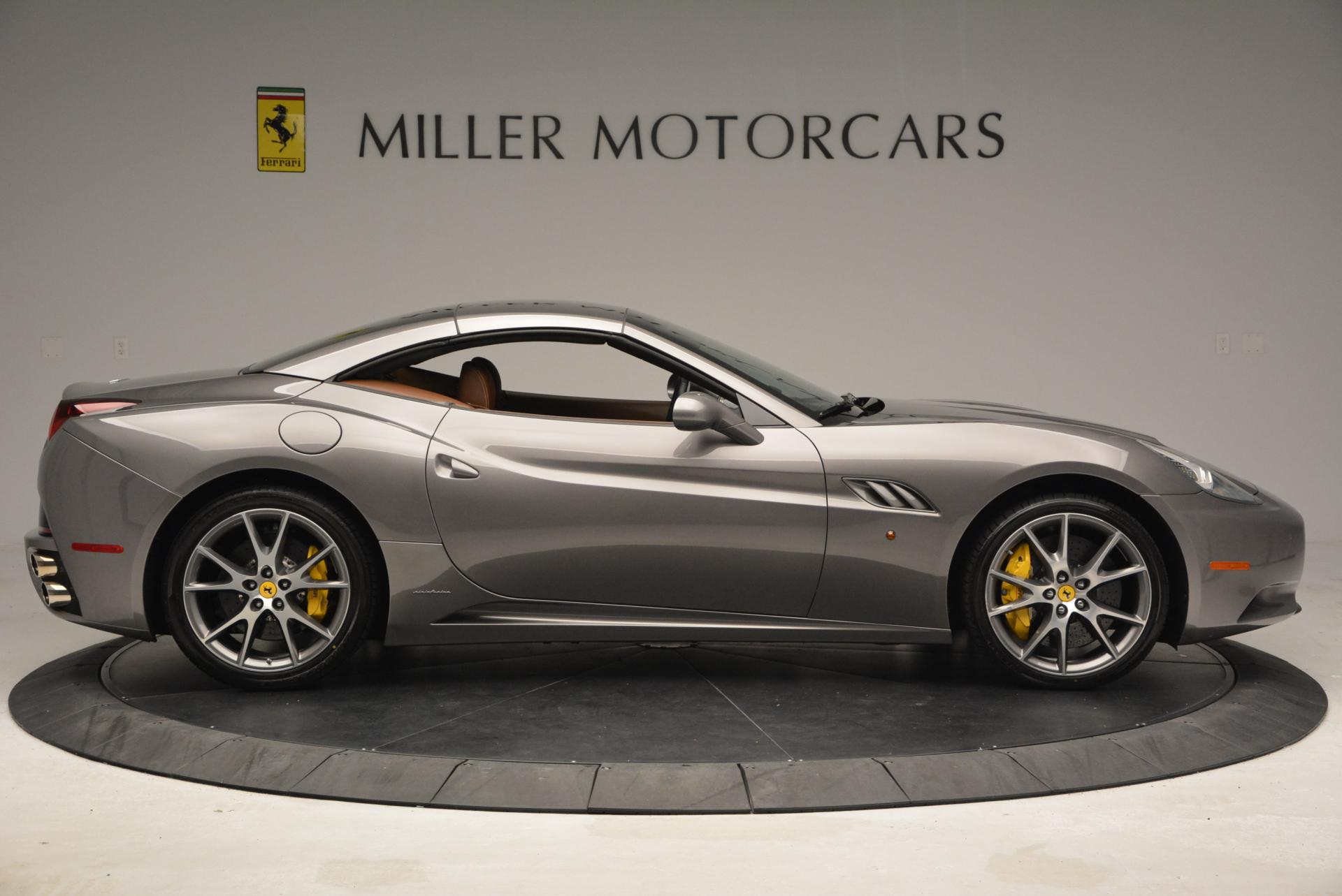 Used 2012 Ferrari California  For Sale In Westport, CT 536_p21