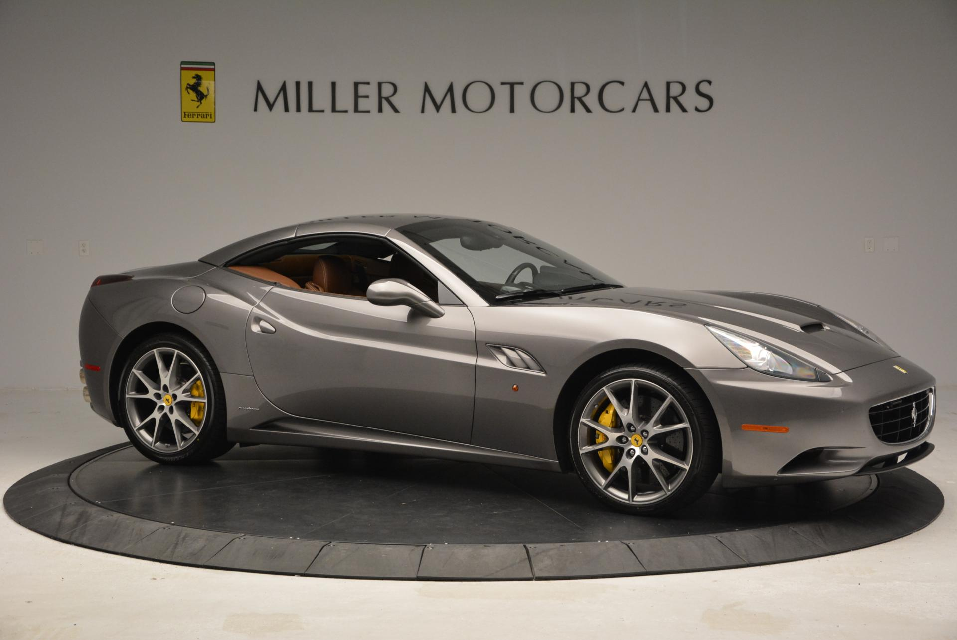 Used 2012 Ferrari California  For Sale In Westport, CT 536_p22