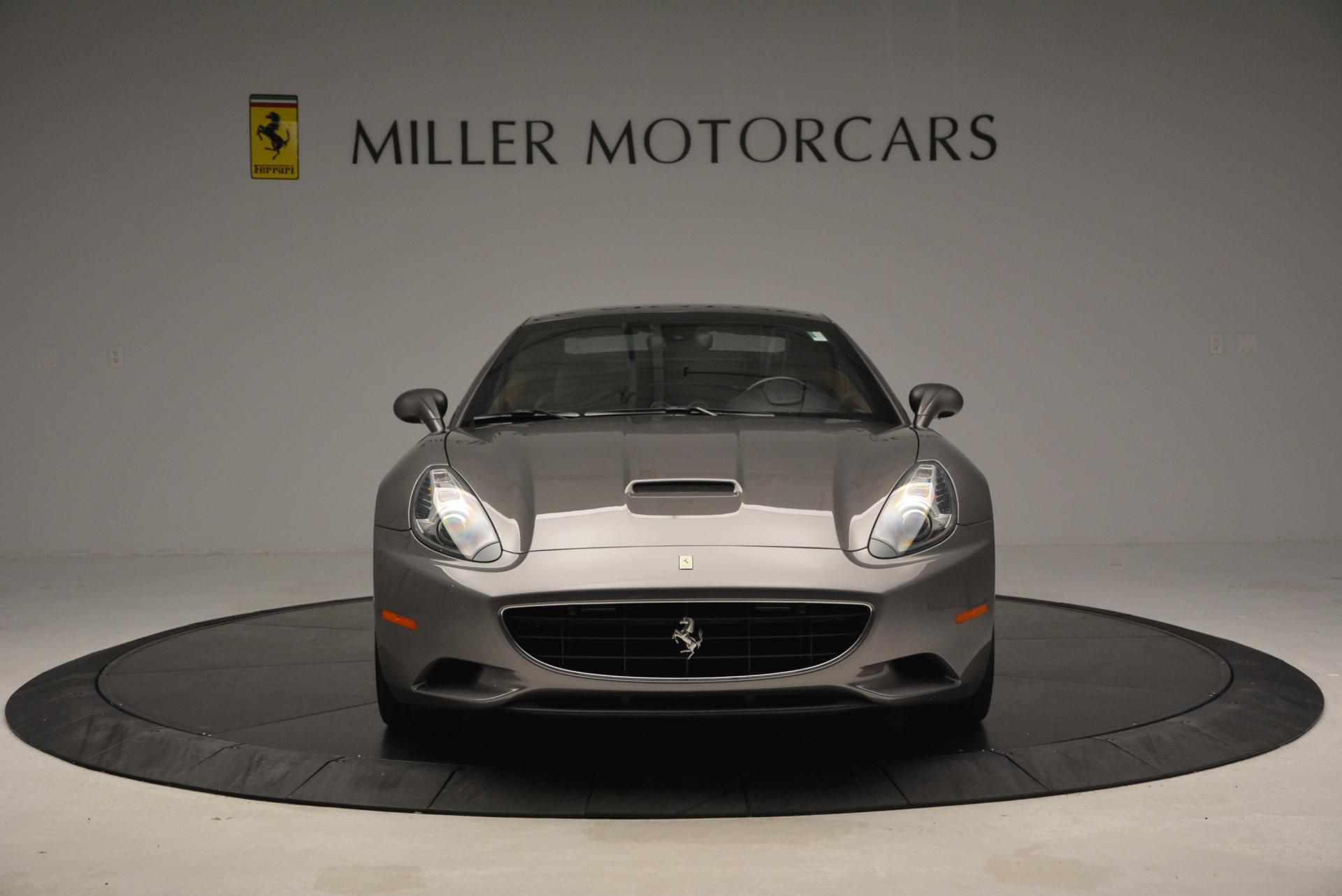Used 2012 Ferrari California  For Sale In Westport, CT 536_p24