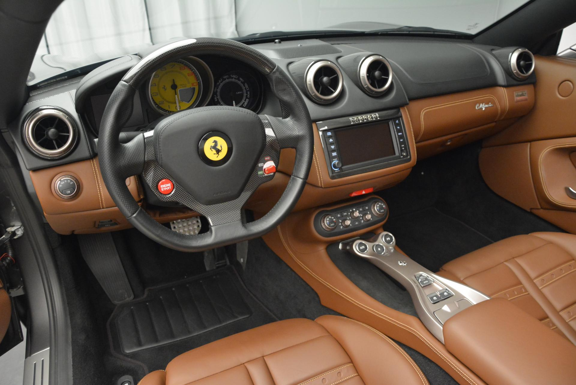 Used 2012 Ferrari California  For Sale In Westport, CT 536_p25