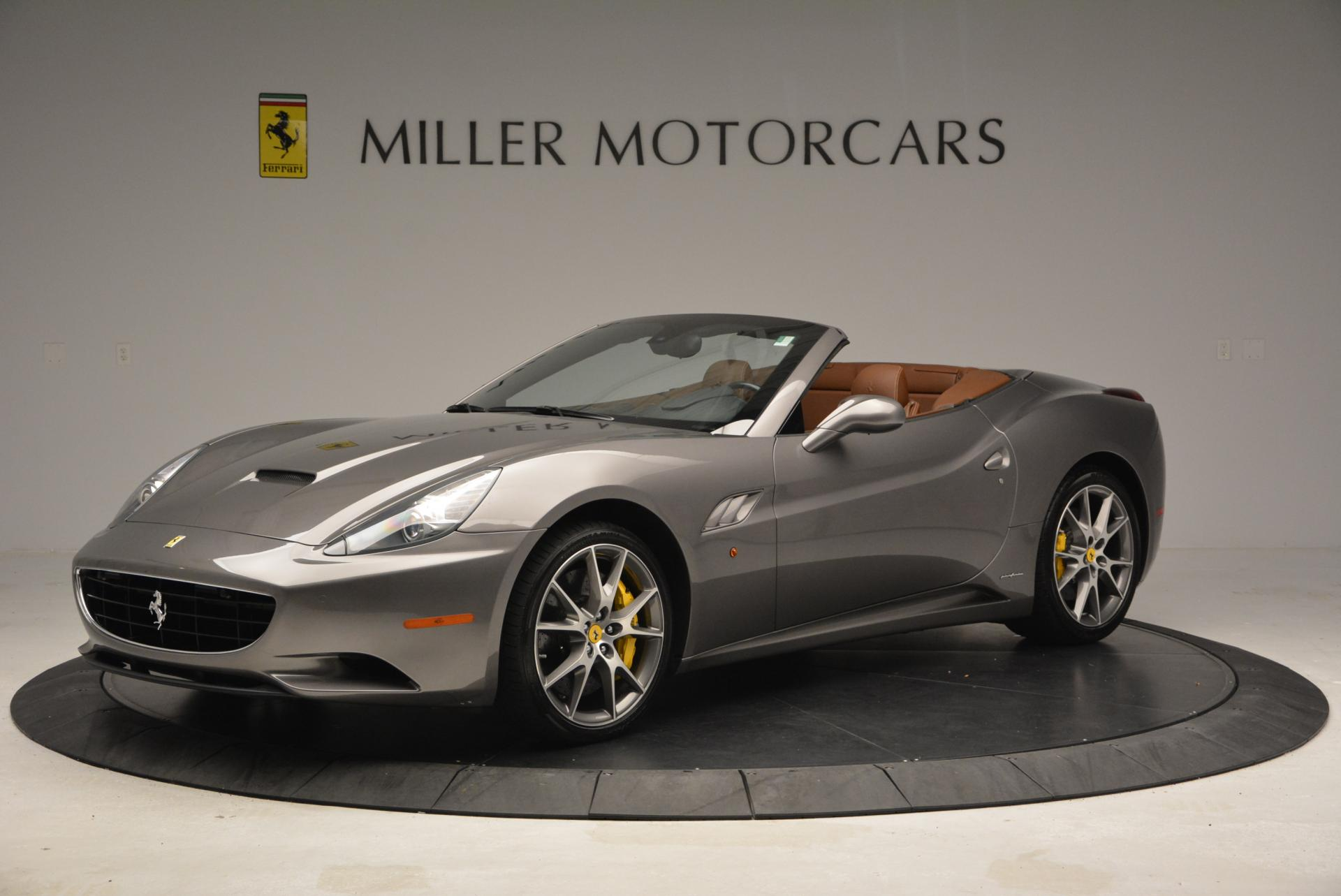 Used 2012 Ferrari California  For Sale In Westport, CT 536_p2