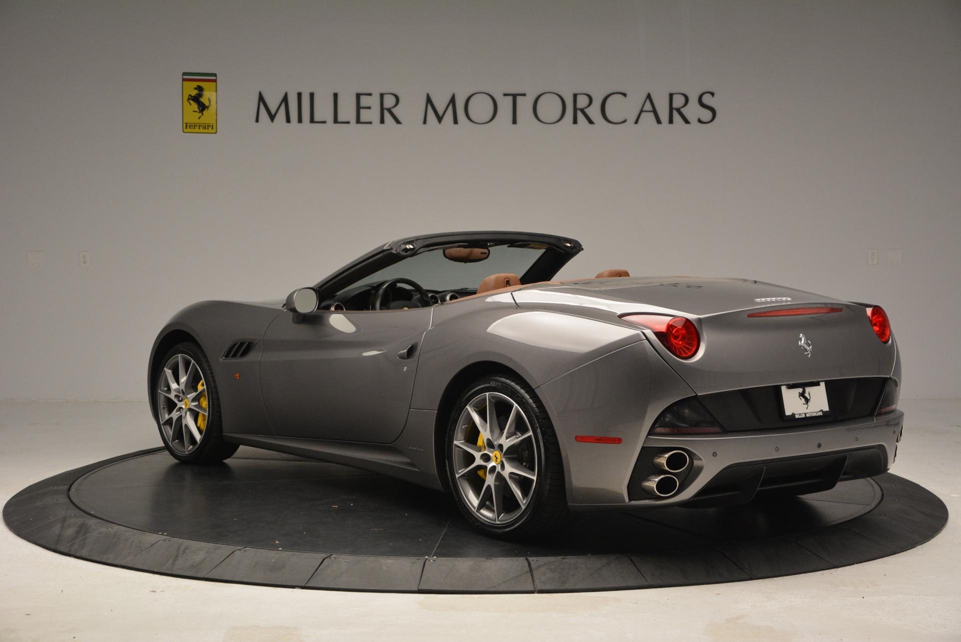 Used 2012 Ferrari California  For Sale In Westport, CT 536_p5