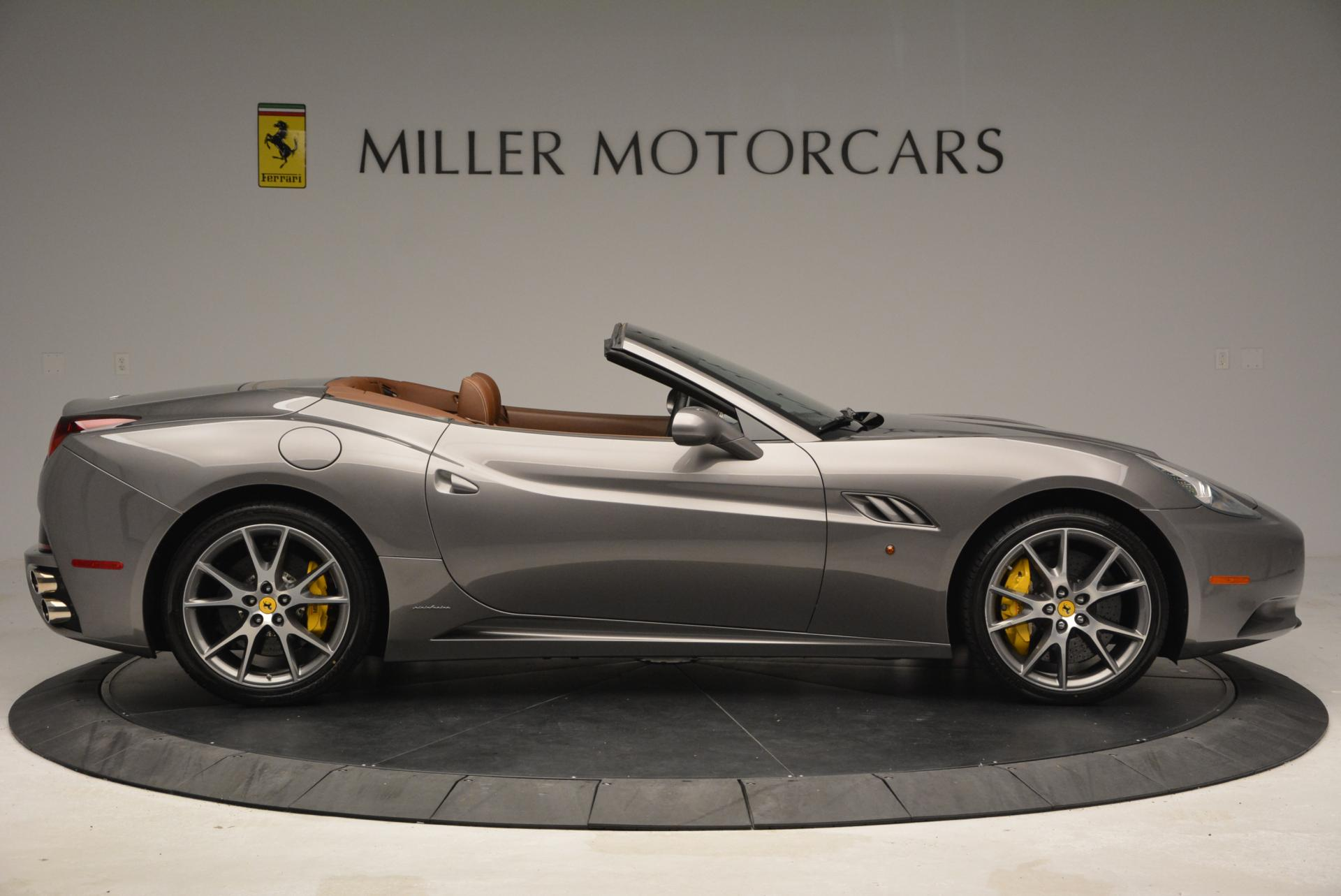 Used 2012 Ferrari California  For Sale In Westport, CT 536_p9