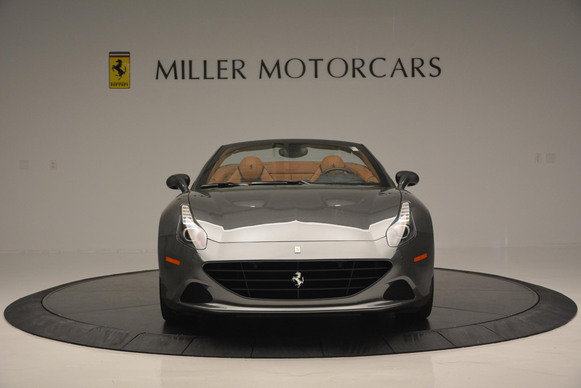 Used 2015 Ferrari California T  For Sale In Westport, CT 538_p12